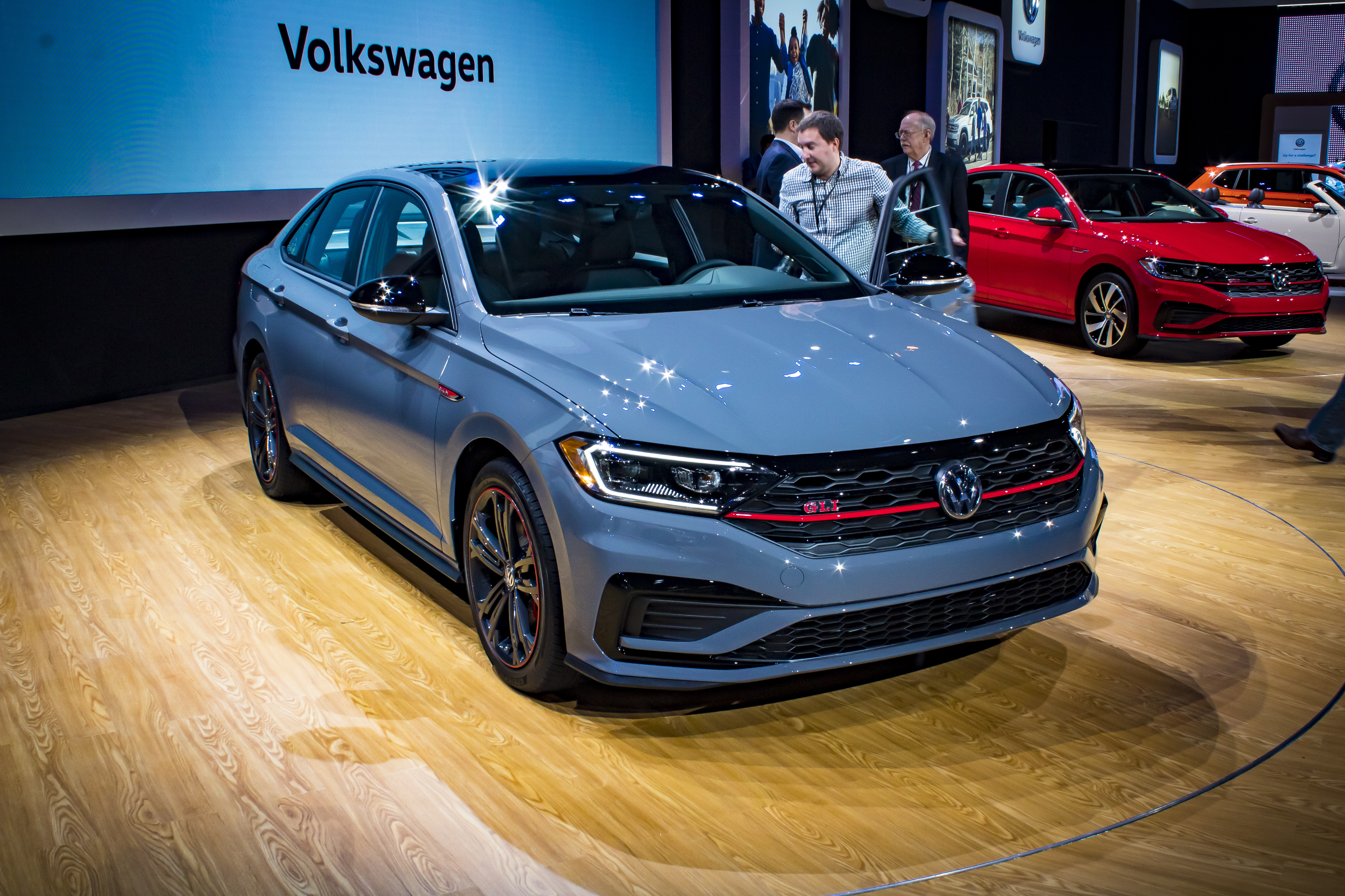 2020 Volkswagen Jetta Gli Will Debut At 2019 Chicago Auto Show In