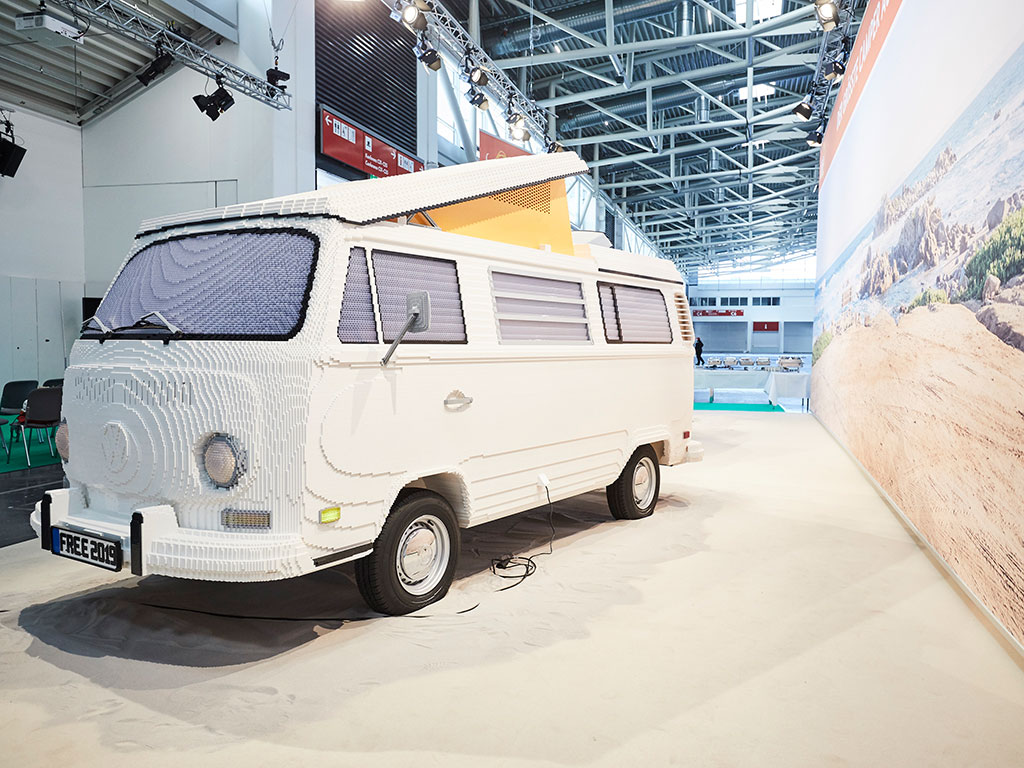 Volkswagen Presents Lego T2 Camper Van And Were Already Dreaming Of