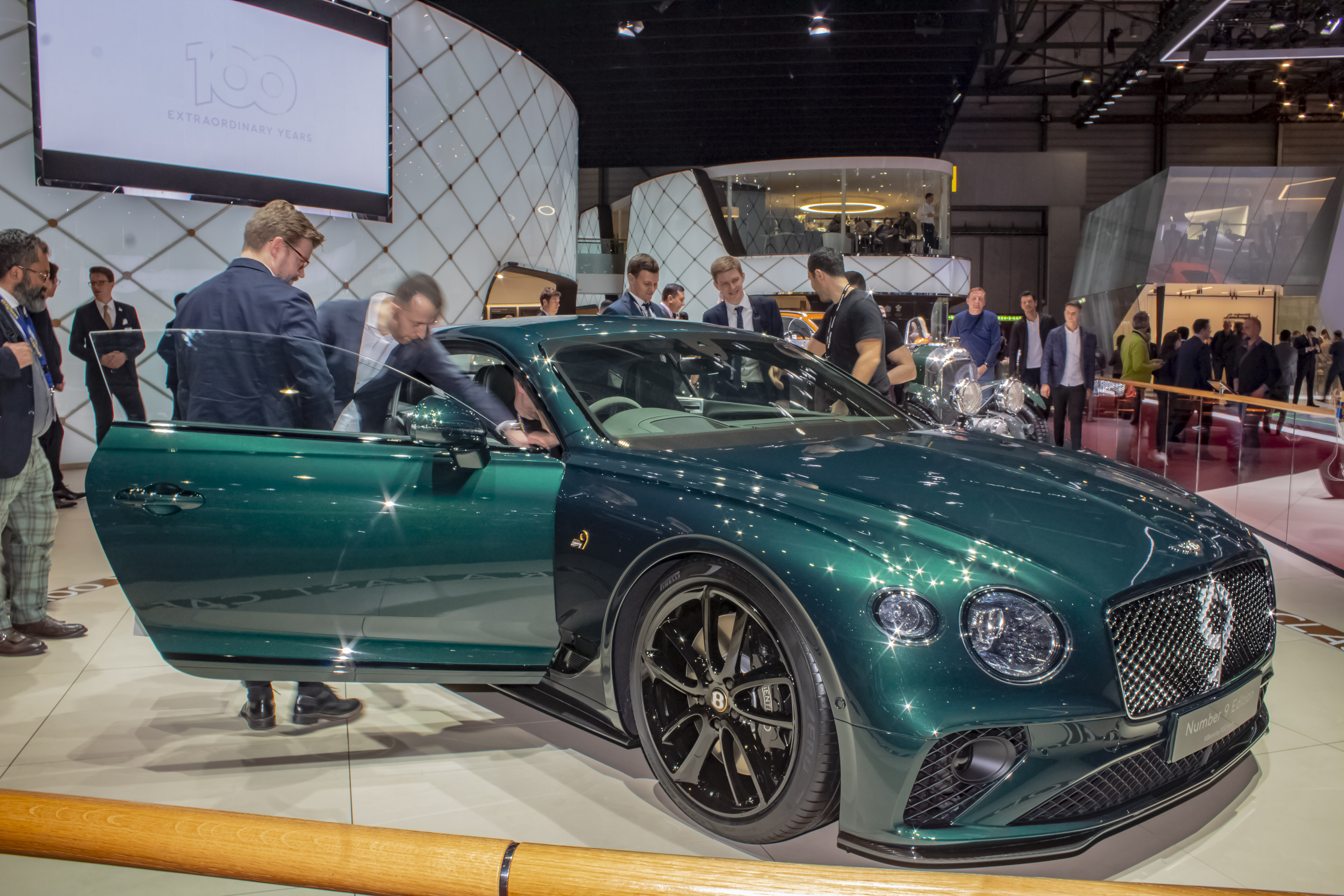 2019 Bentley Continental Gt Number 9 Edition By Mulliner Top Speed