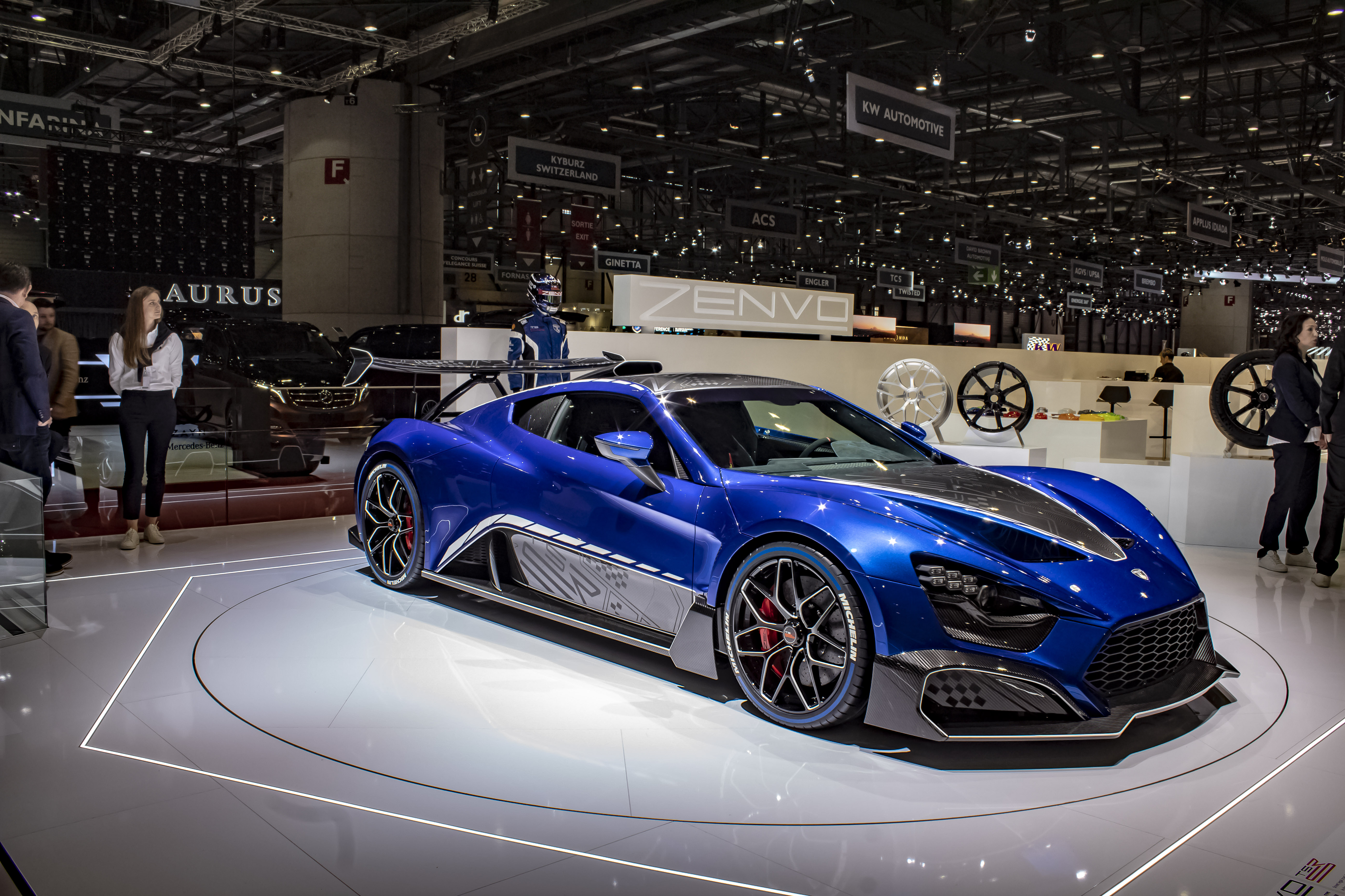 2018 Hyundai Genesis Coupe >> 2019 Zenvo TSR-S Pictures, Photos, Wallpapers. | Top Speed