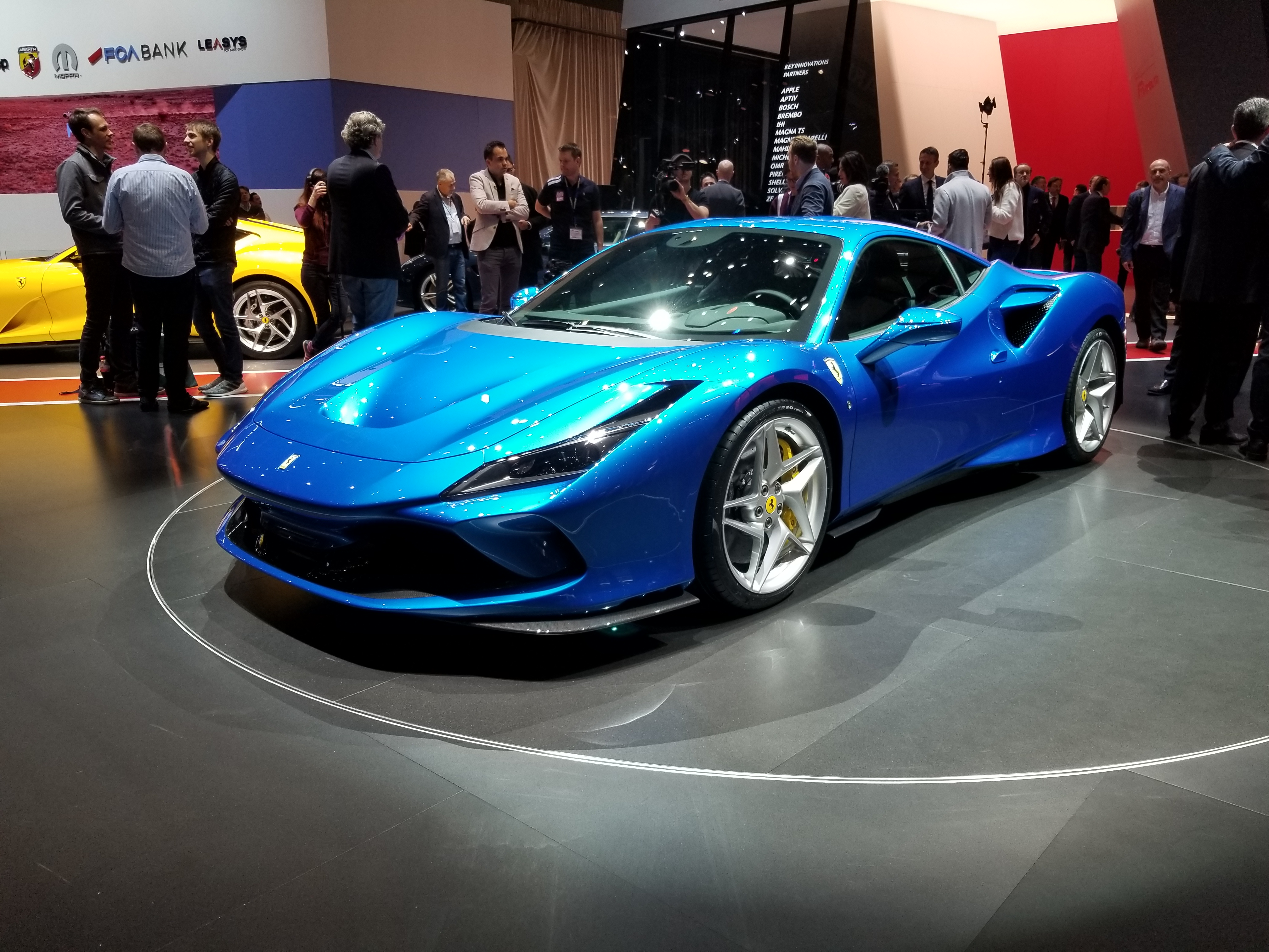 The 2020 Ferrari F8 Tributo Looks Amazing Heralds Good Things For Ferrari S Styling Language Pictures Photos Top Speed