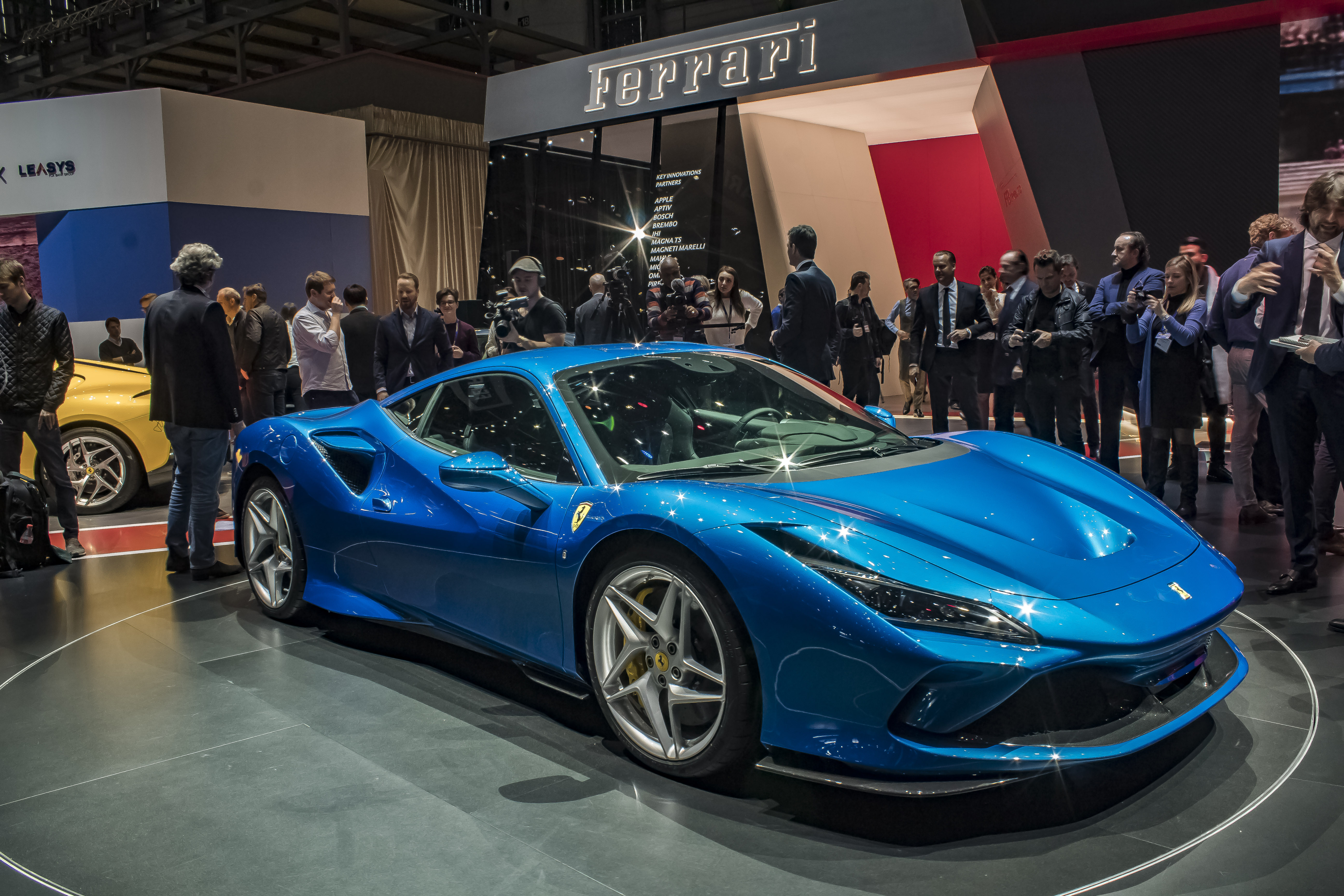 2020 Ferrari F8 Tributo Top Speed