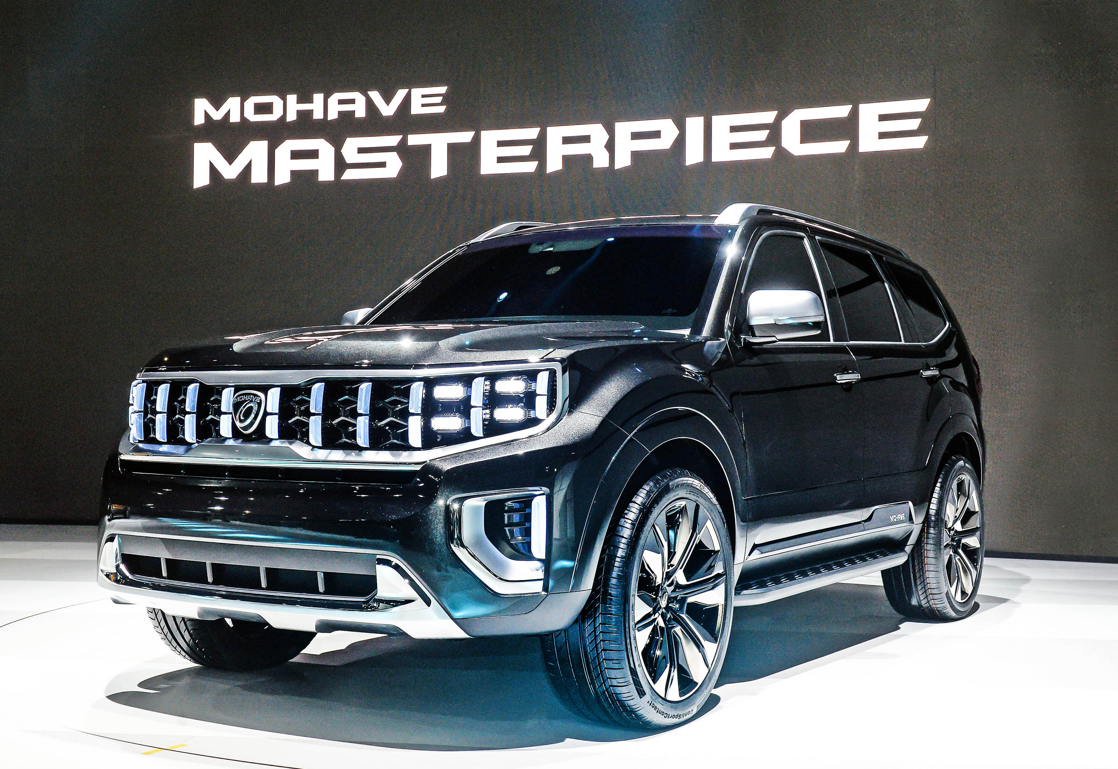 2020 Kia Mohave Images