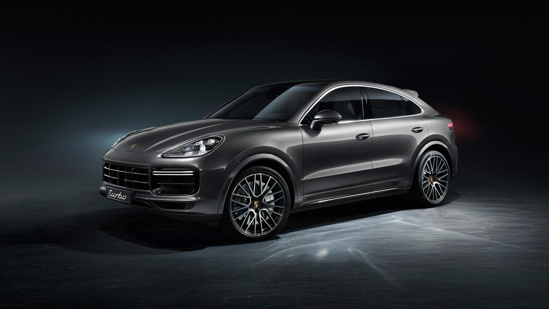 The 2020 Porsche Cayenne Coupe Is The BMW X6 Rival You Didn't Know