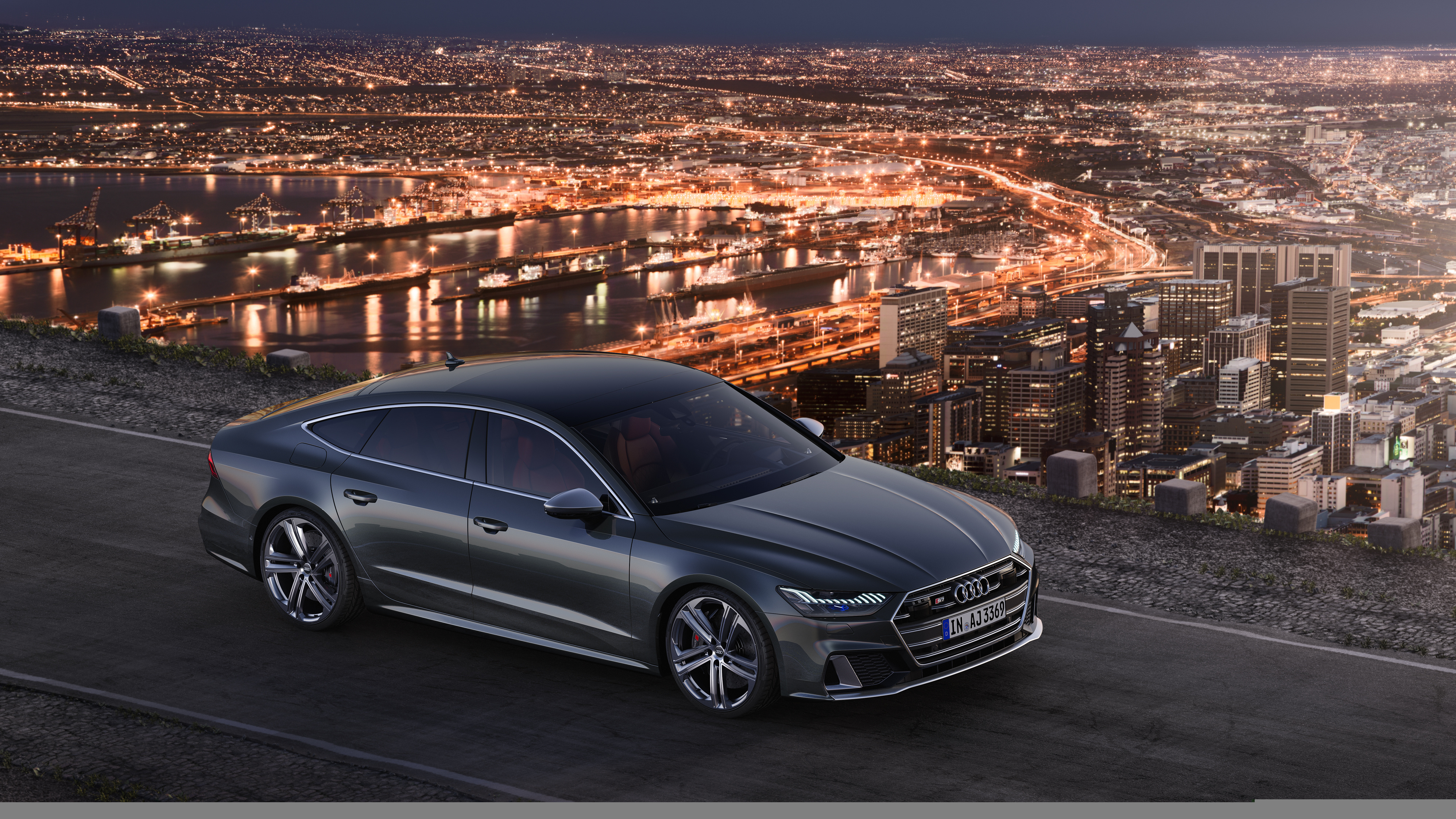 Wallpaper Of The Day: 2020 Audi S7 Sportback Pictures ...