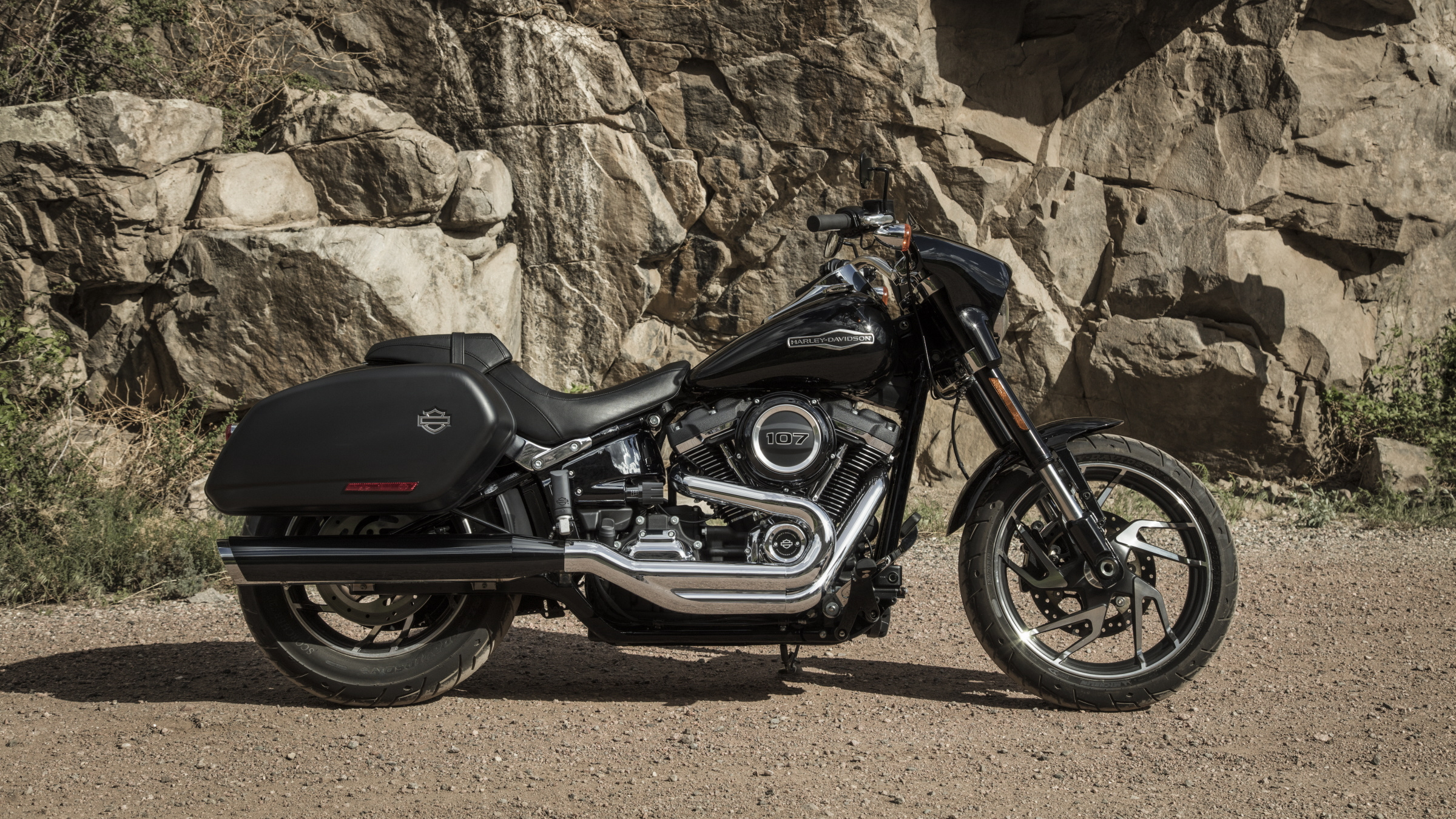 2018 - 2019 Harley-Davidson Sport Glide Pictures, Photos ...