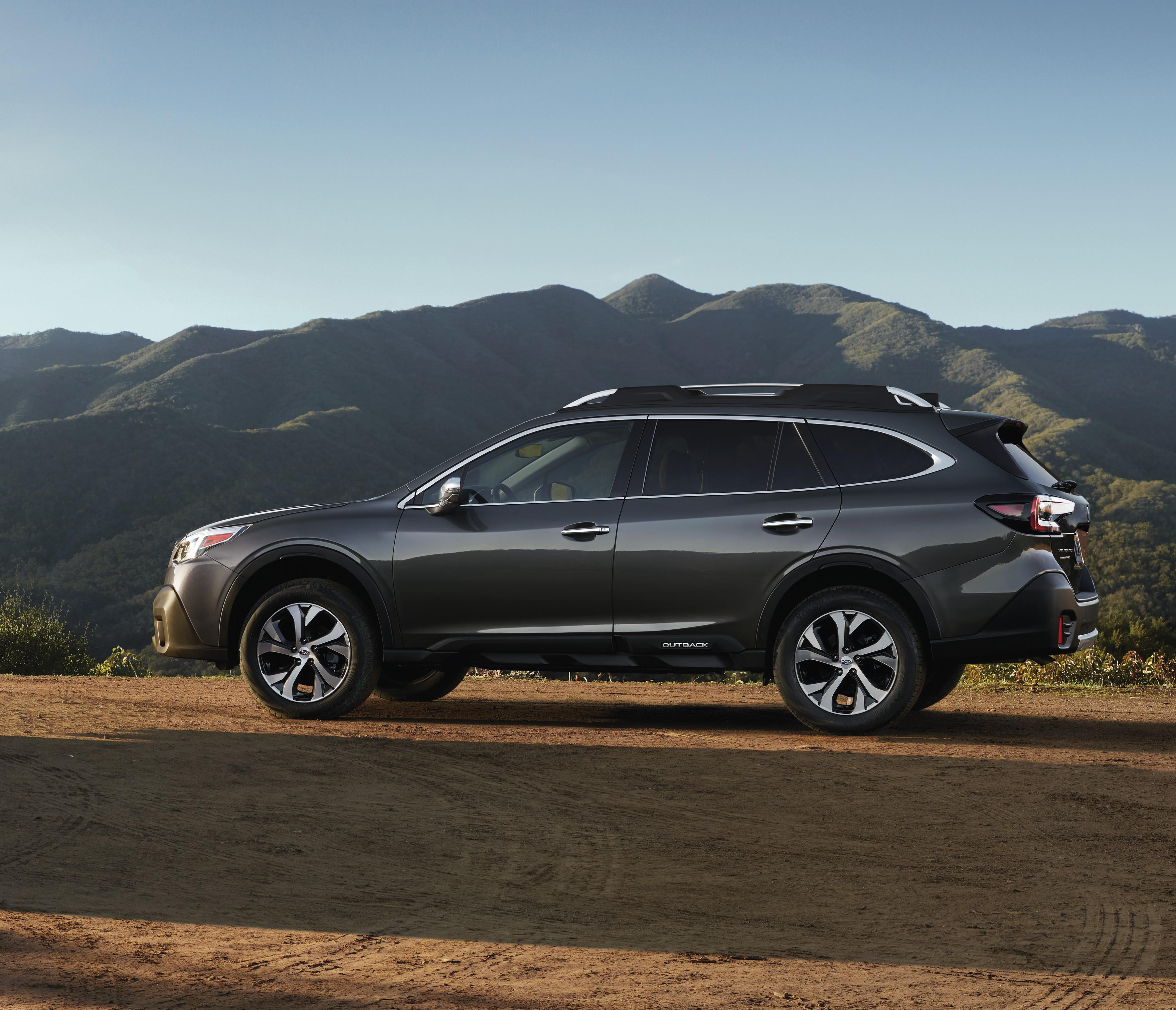 2020 Subaru Outback Top Speed