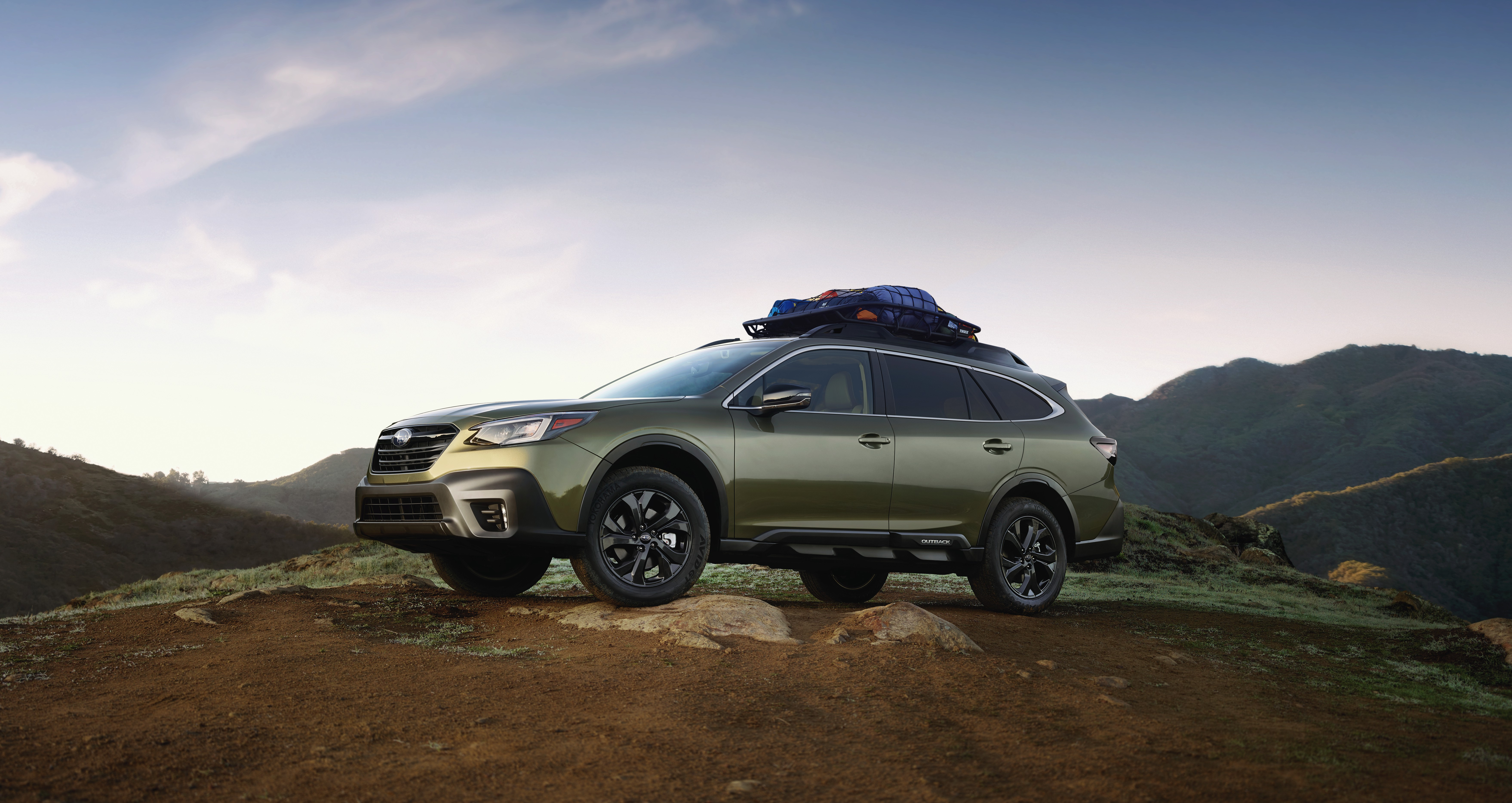 2020 Subaru Outback | Top Speed