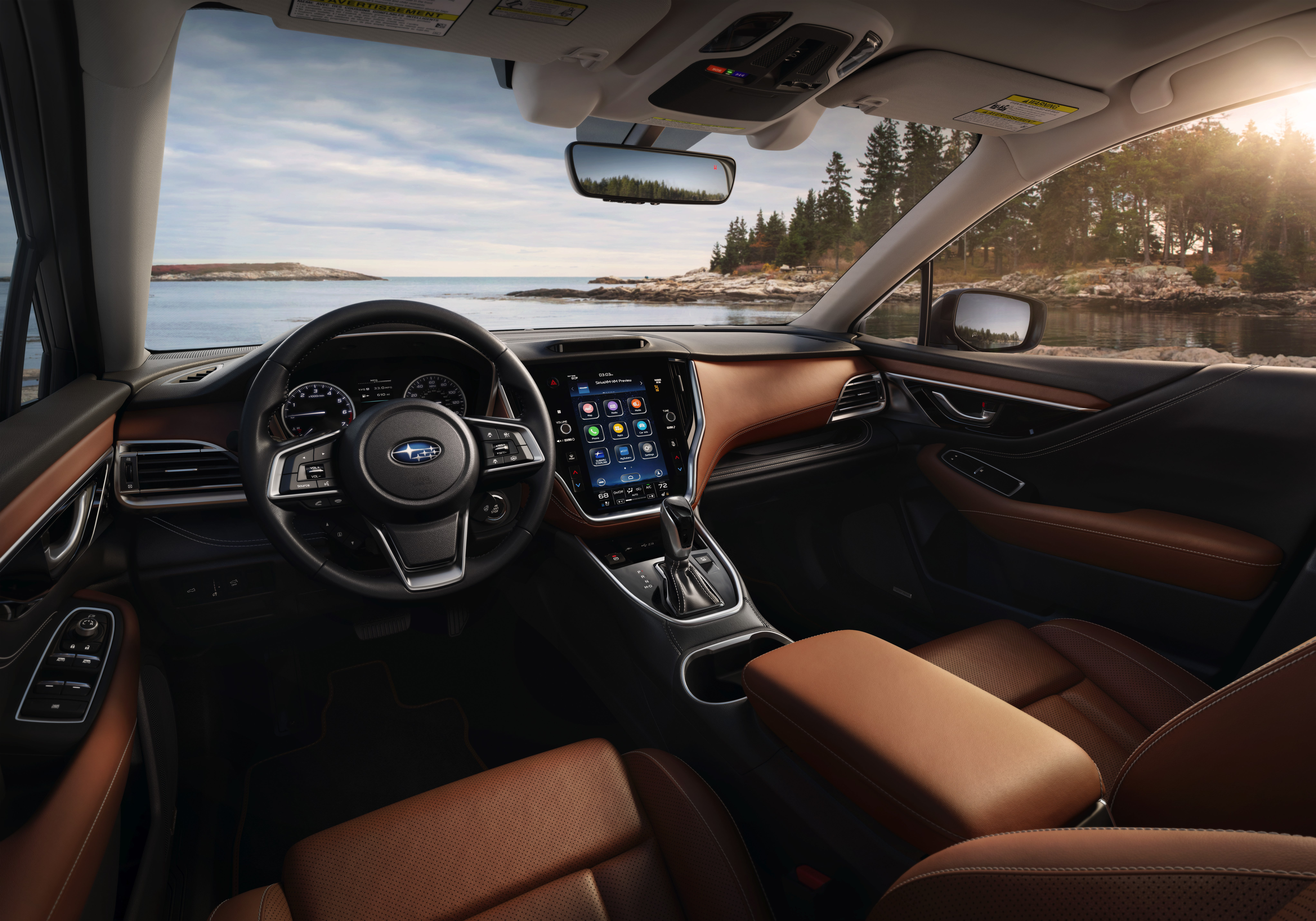 2020 Subaru Outback Debuts As The Safest Most Capable