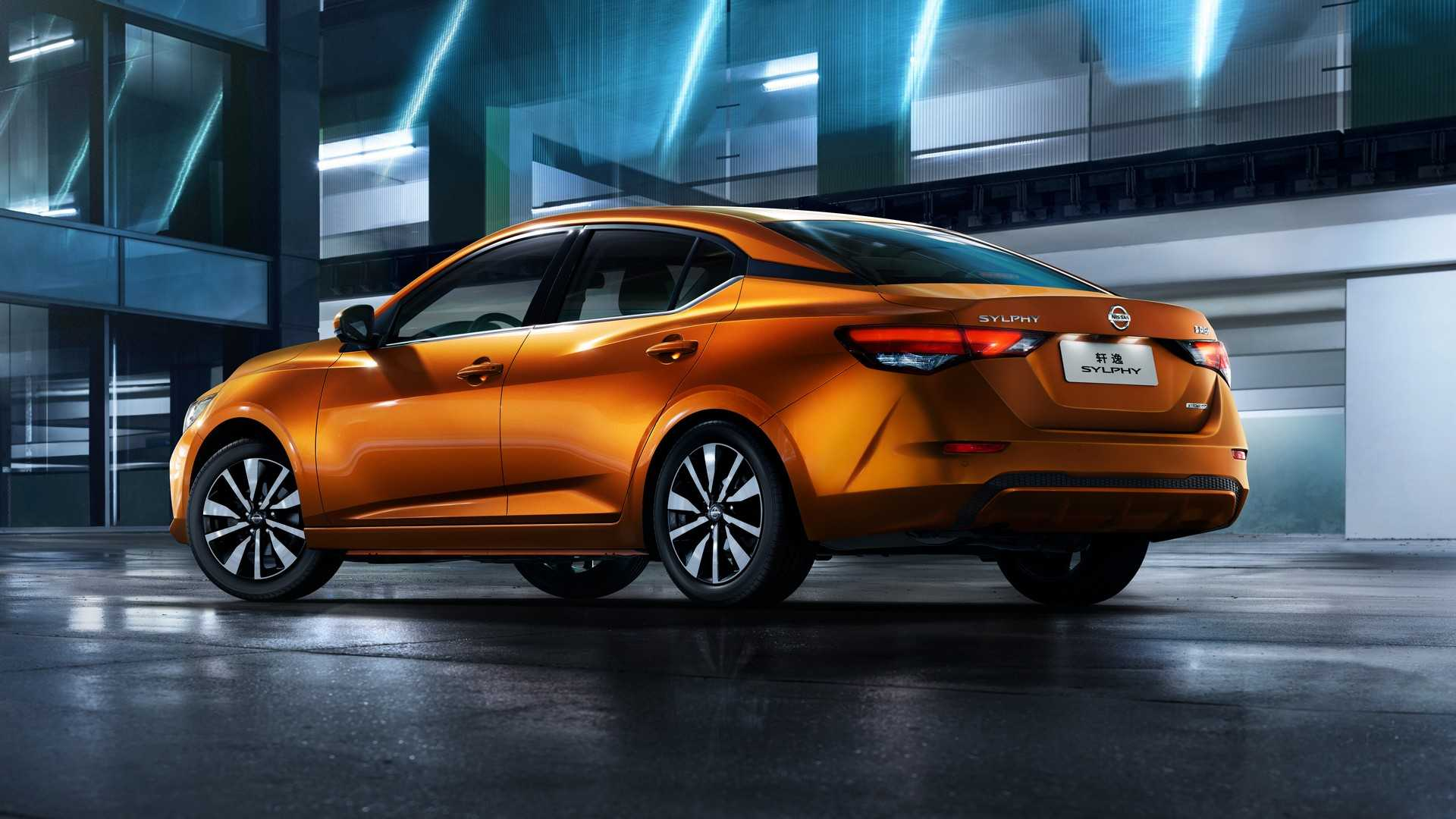 2020 Nissan Sentra Pictures, Photos, Wallpapers. | Top Speed