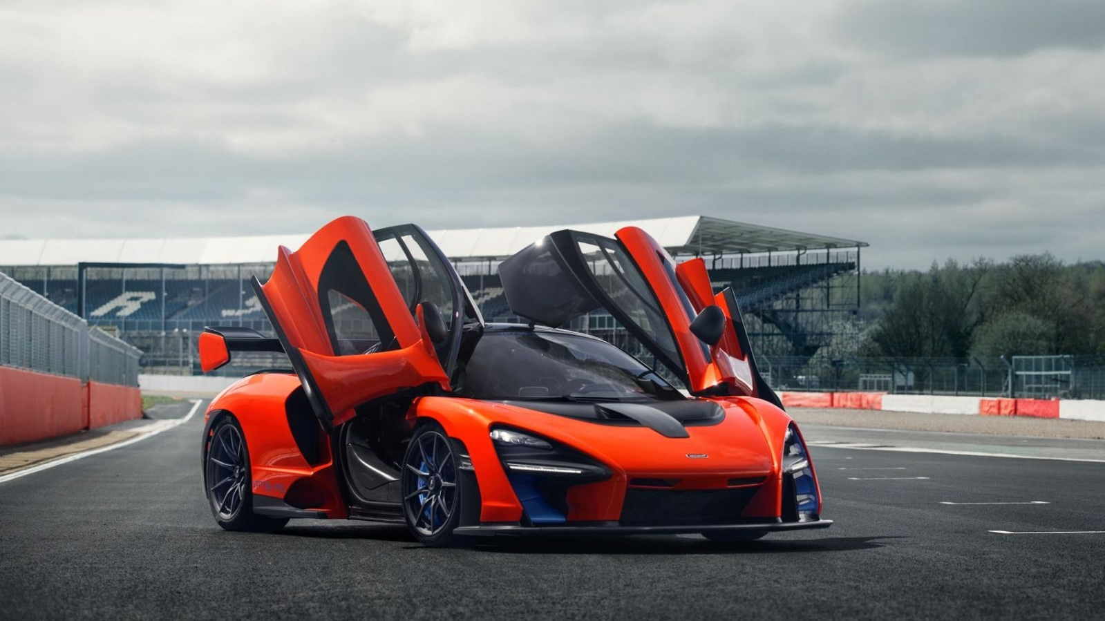 Wallpaper Mclaren Senna P15 2019 4k Automotive Cars: 2019 McLaren Senna By Hennessey Pictures, Photos
