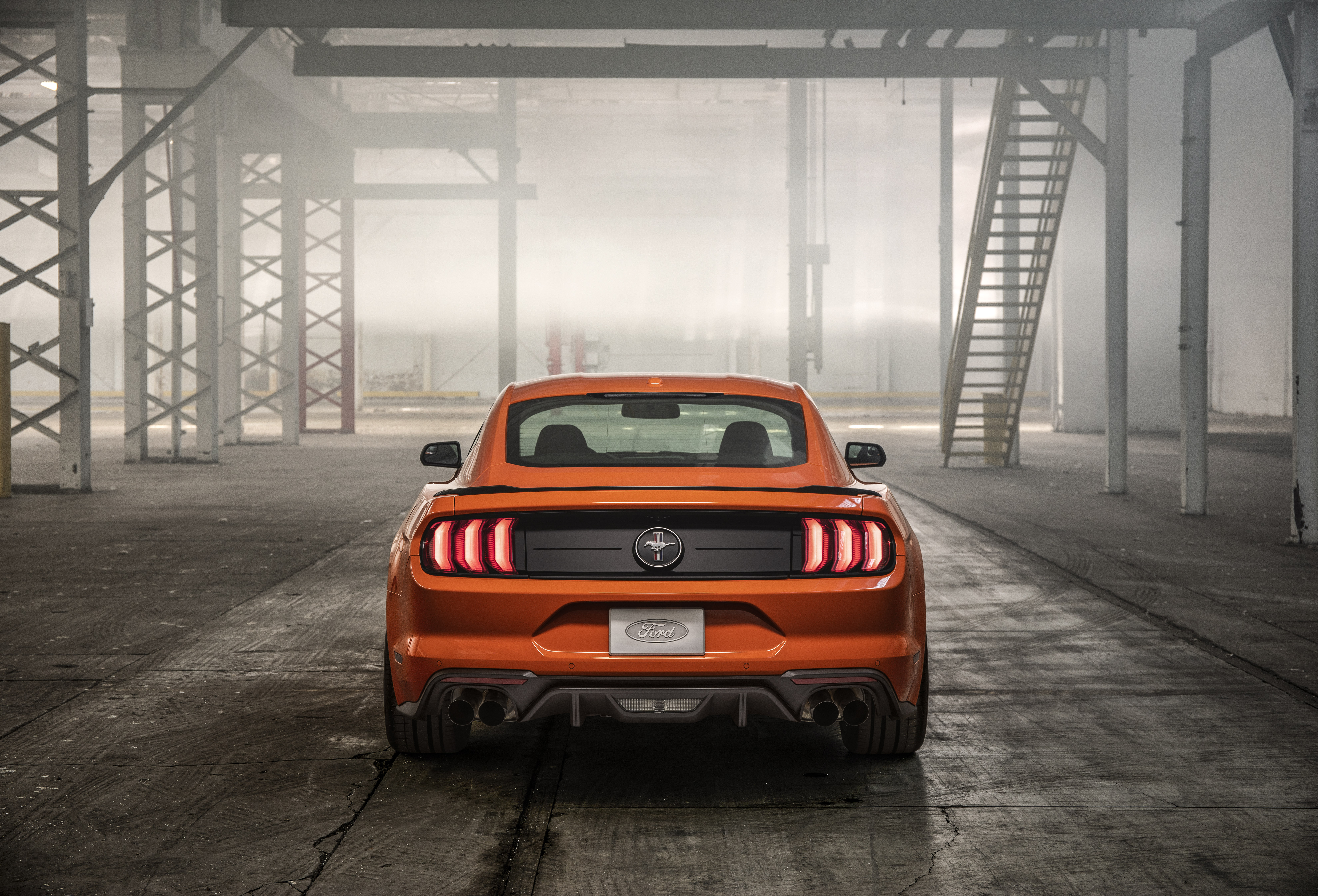 New Performance Package Pushes The 2020 Ford Mustang Ecoboost To 330 Horsepower Top Speed