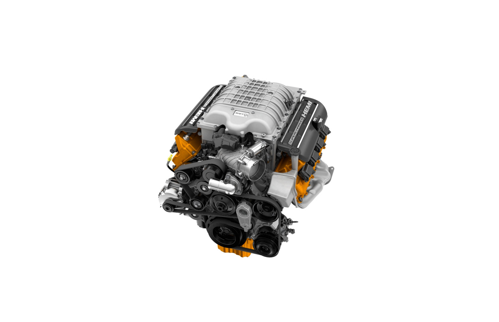 The Hellcat Engine Will Fit In The 2020 Jeep Gladiator And Wrangler