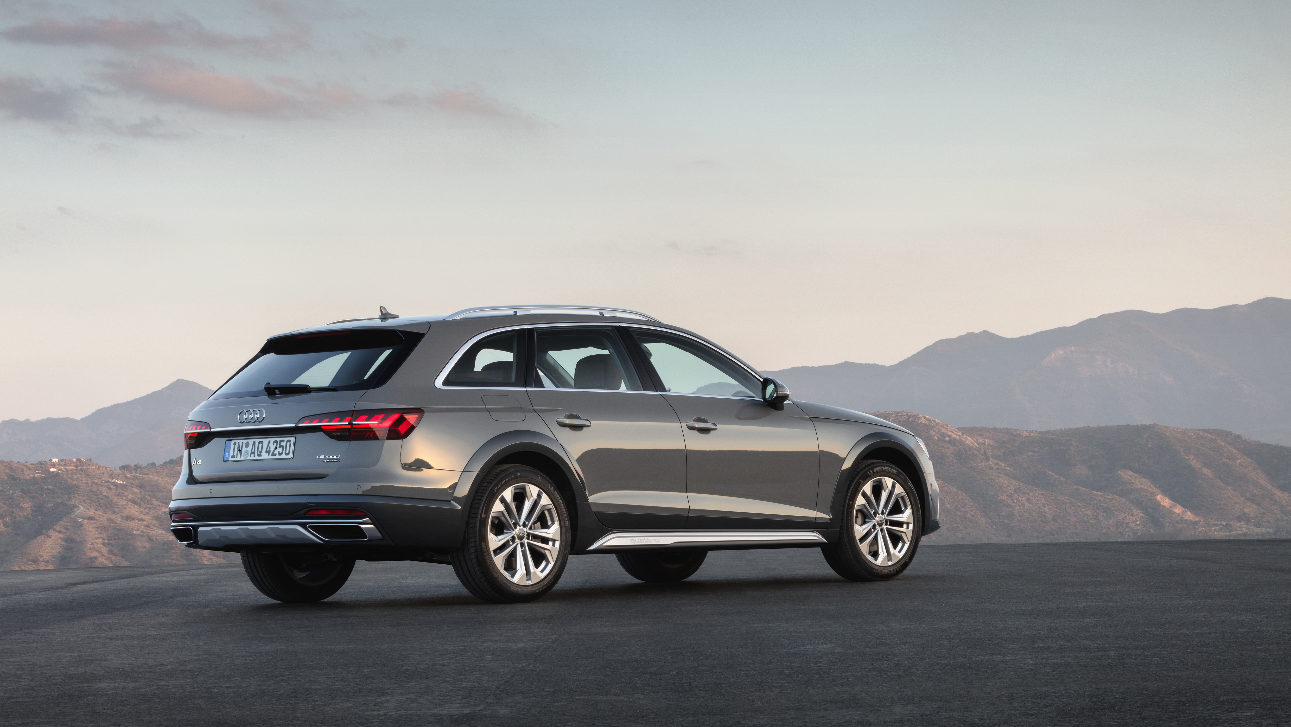 2020 Audi A4 Allroad Top Speed