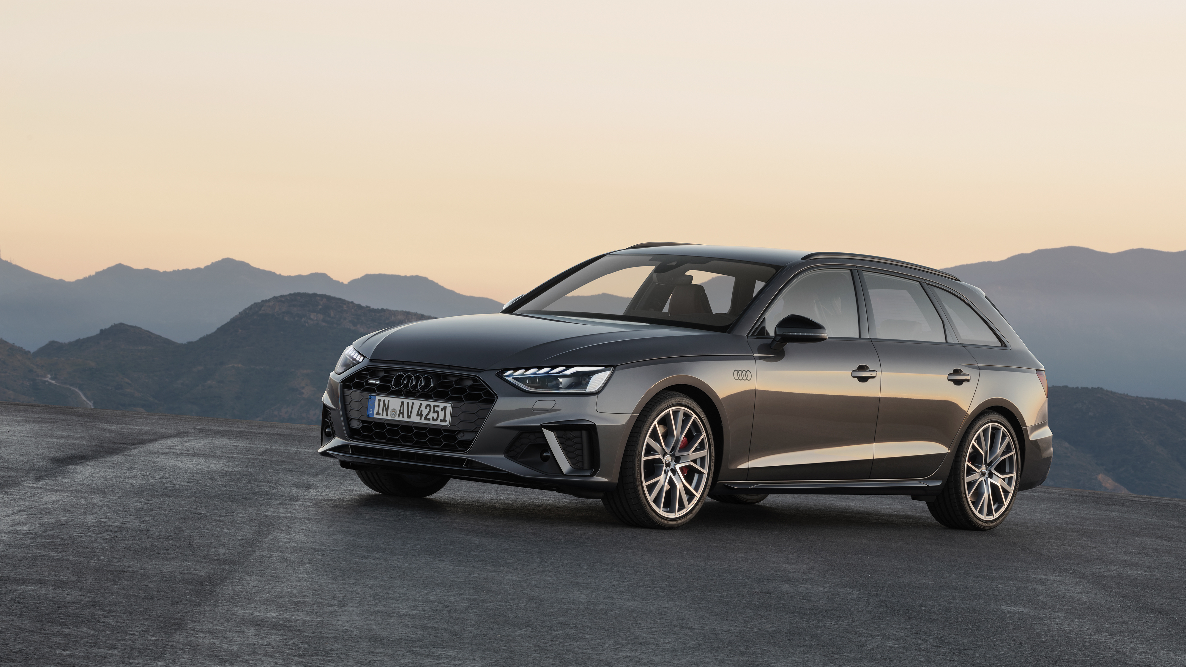 2020 Audi A4 Avant Pictures, Photos, Wallpapers. | Top Speed