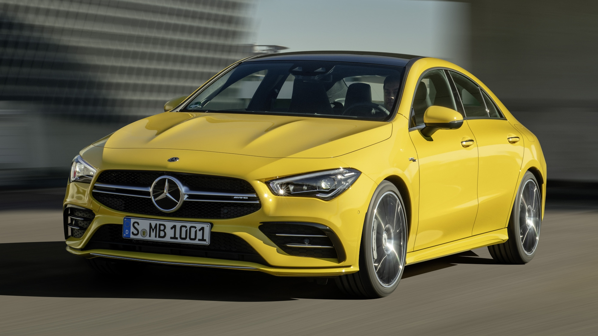2020 Mercedes Amg Cla 35 Pictures Photos Wallpapers Top