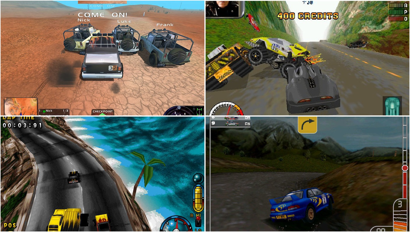 5 Retro Car Games You Ll Love To Play Again Top Speed