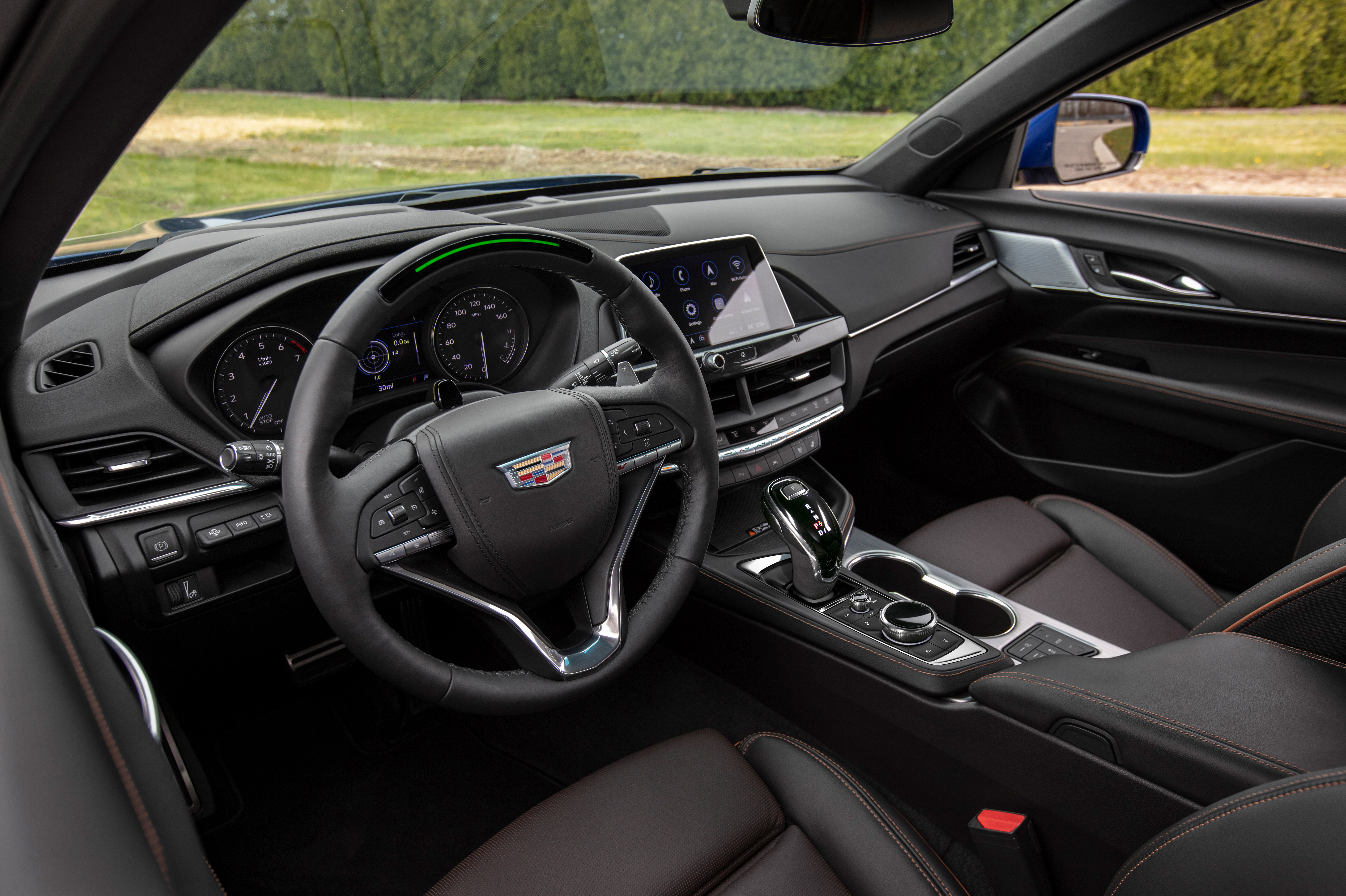 2020 Cadillac Ct5 V Top Speed