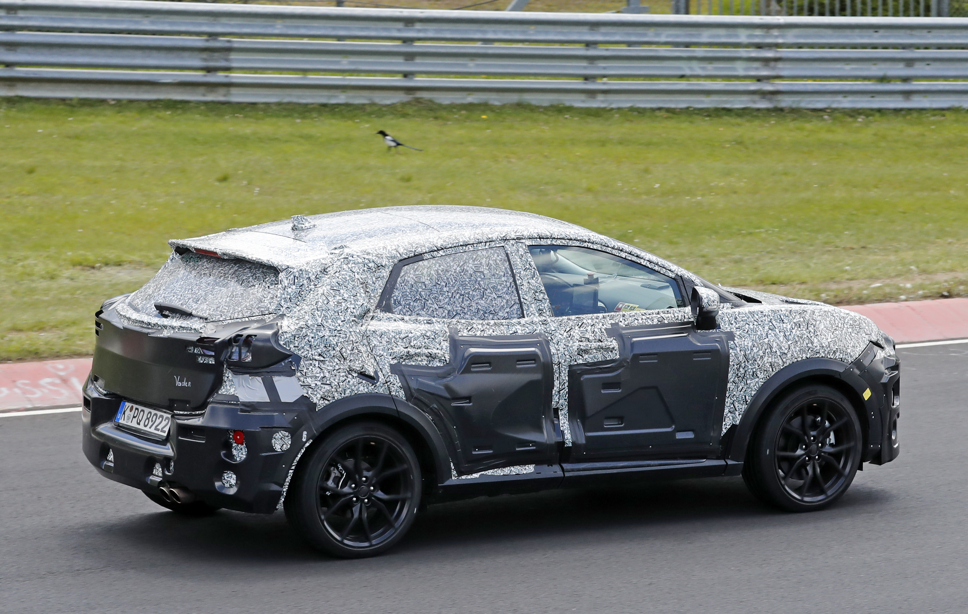 2021 Ford Puma Spy Photos, Release Date >> 2020 Ford Puma St Top Speed