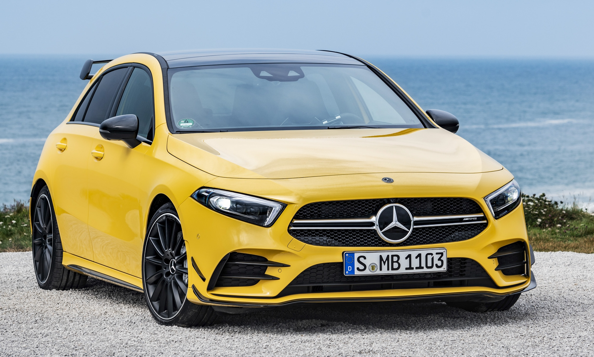 2020 Mercedes Amg A45 Top Speed