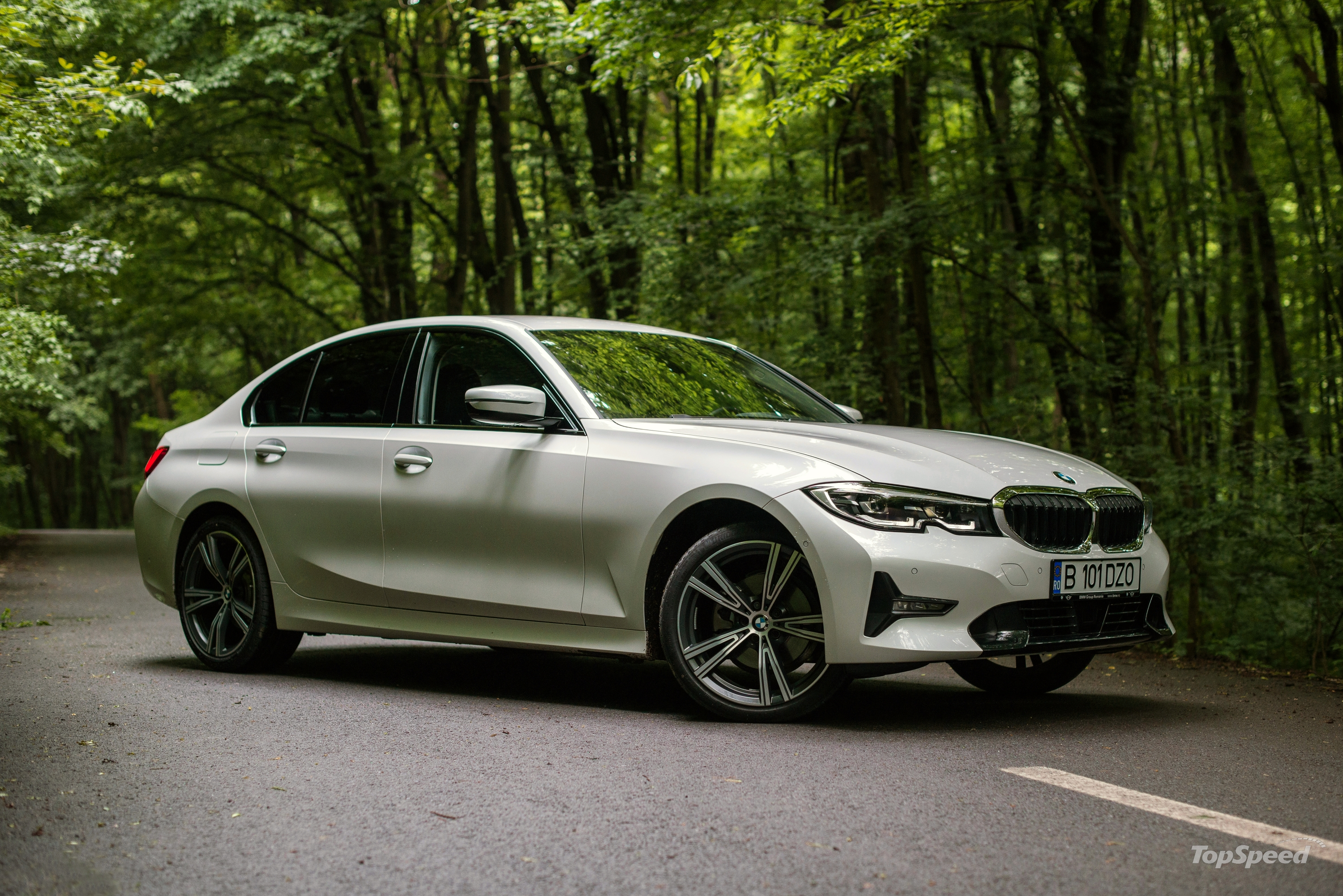 2019 Bmw 3 Series G20 Video Review Pictures Photos Wallpapers