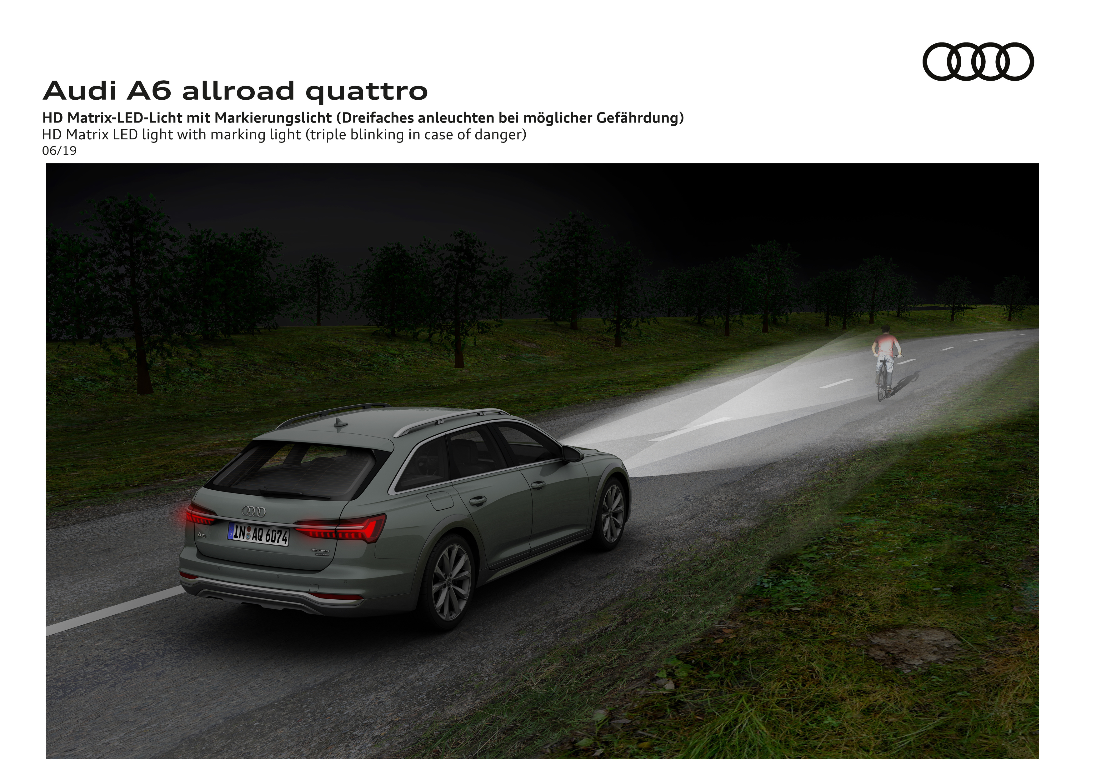 The New Audi A6 Allroad Quattro Was Revealed Just In Time For Its