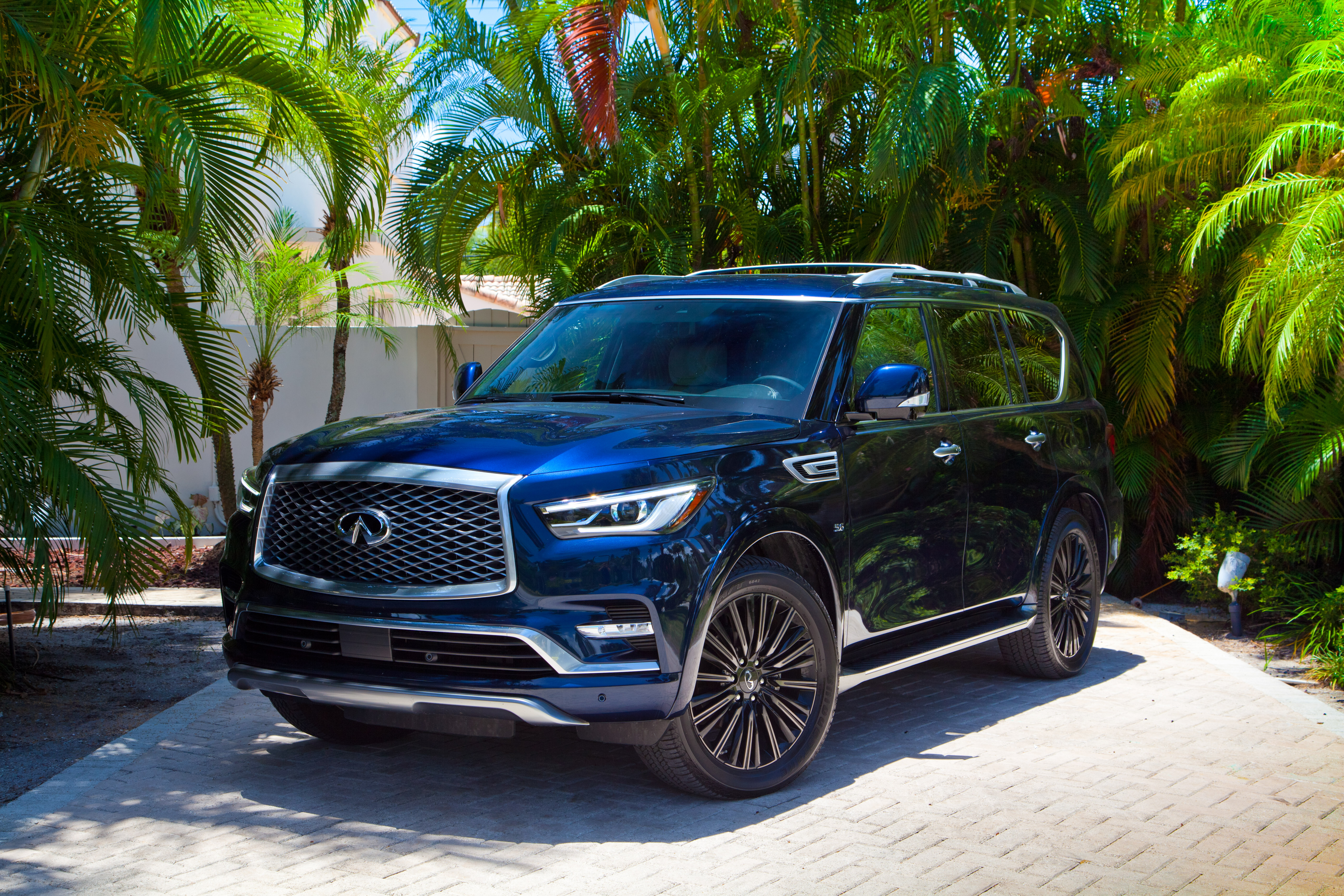 2019 Infinity QX80 - Driven Pictures, Photos, Wallpapers ...
