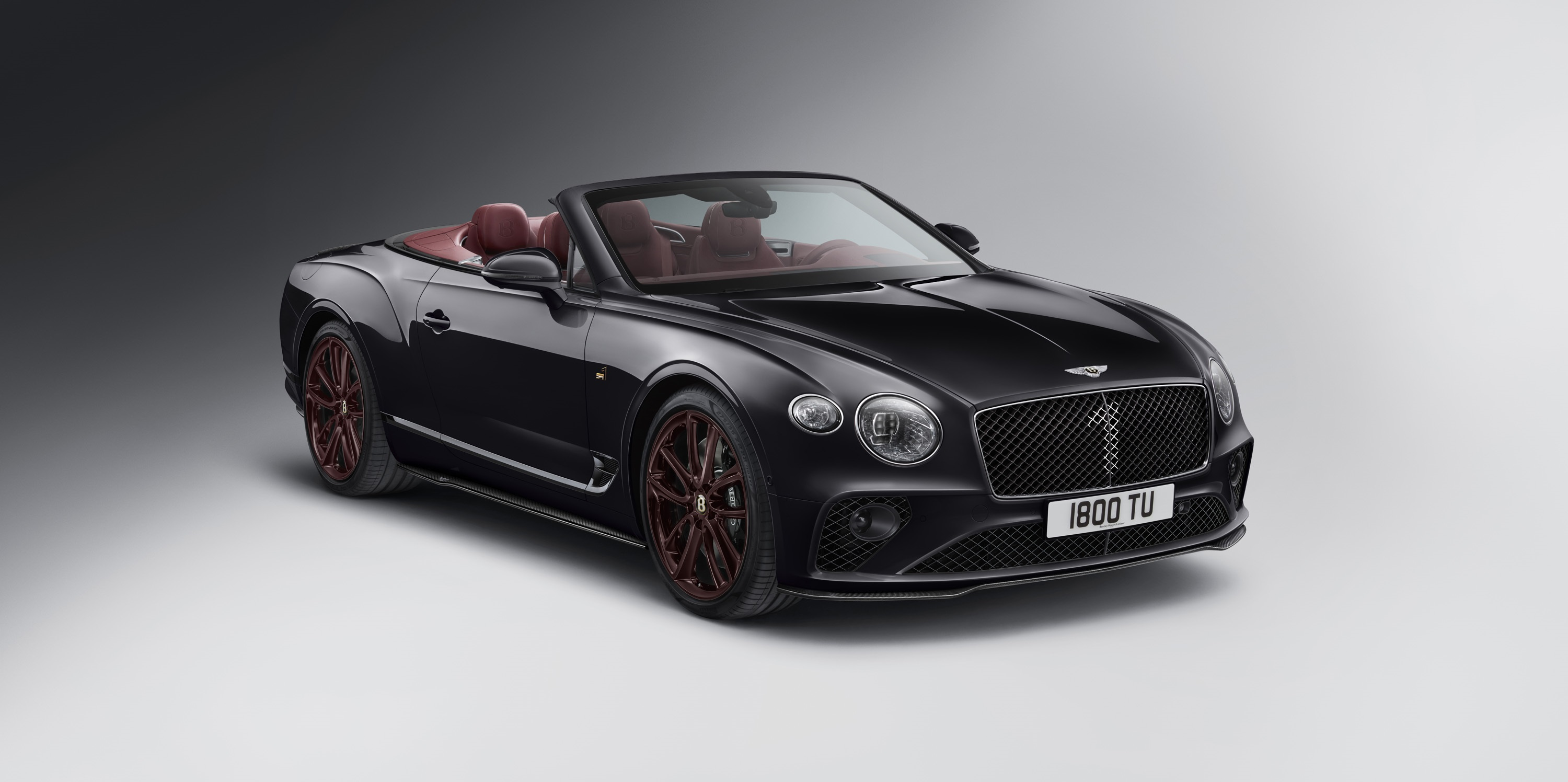 2019 Bentley Continental Gt Convertible Number 1 Edition Top Speed