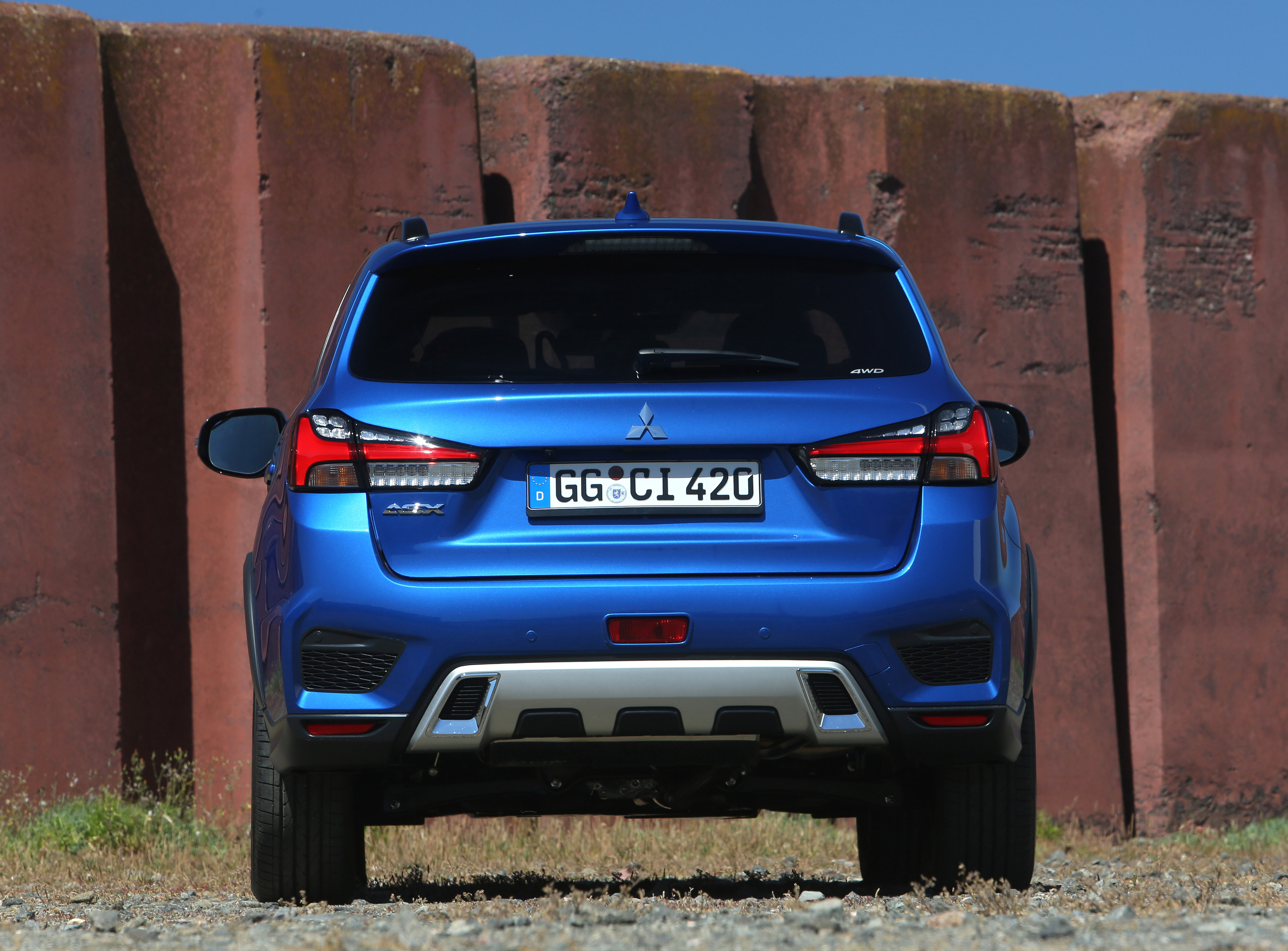 2020 Mitsubishi Asx Top Speed