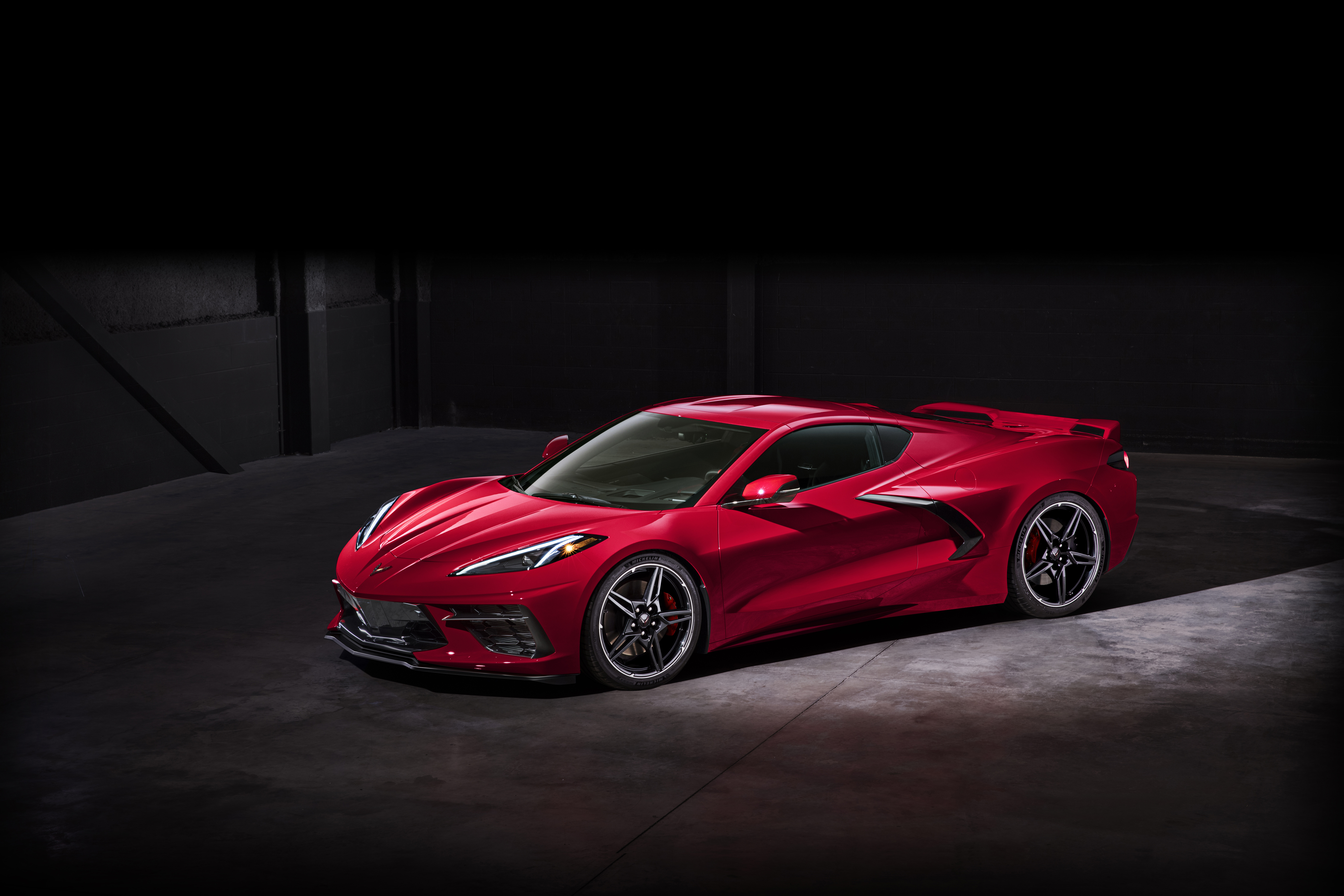 The Weirdest And Most Useless Options For The 2020 Chevy C8