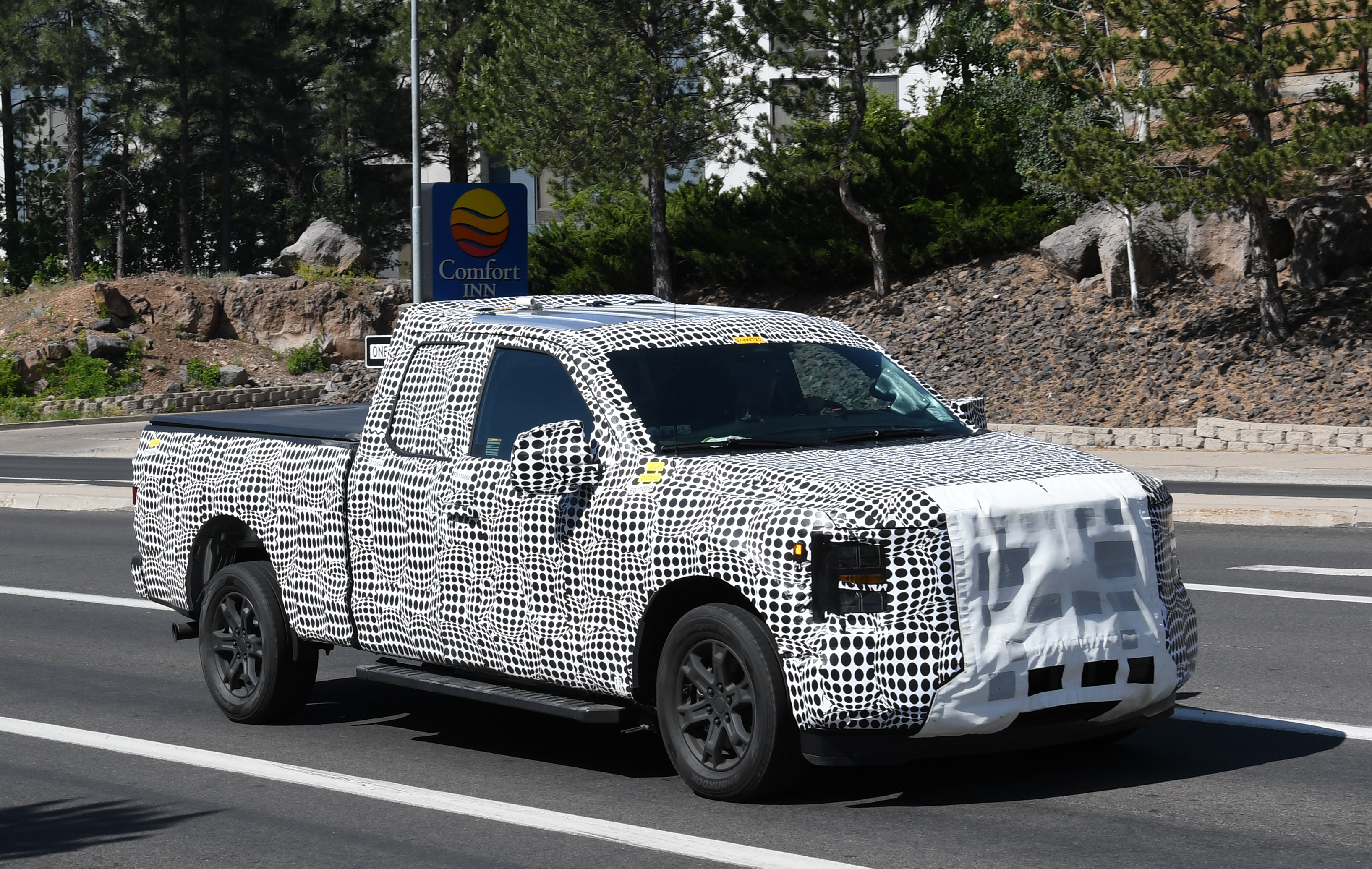 2021 Ford F-150 | Top Speed