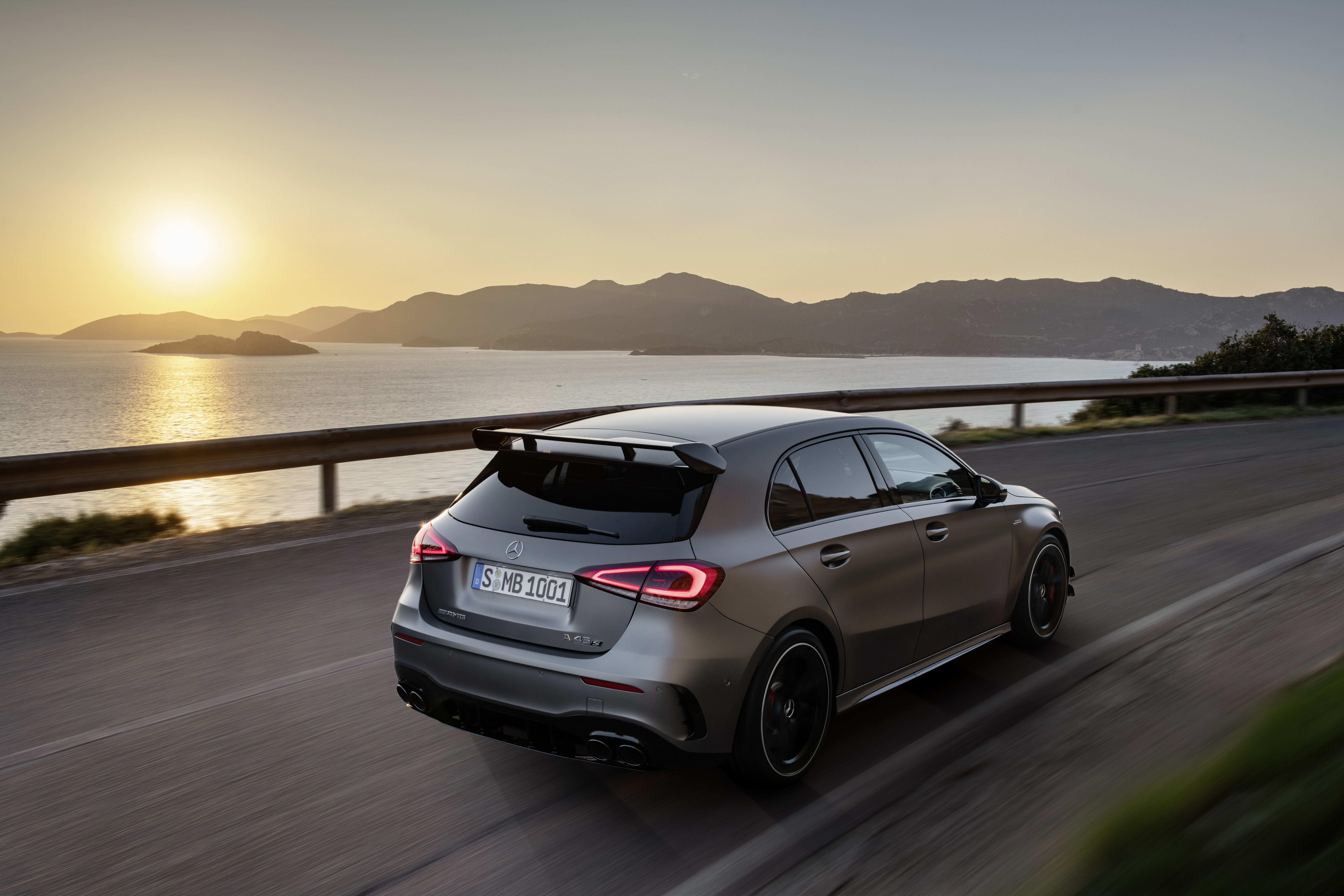 Wallpaper Of The Day 2020 Mercedes Amg A45 Hatchback