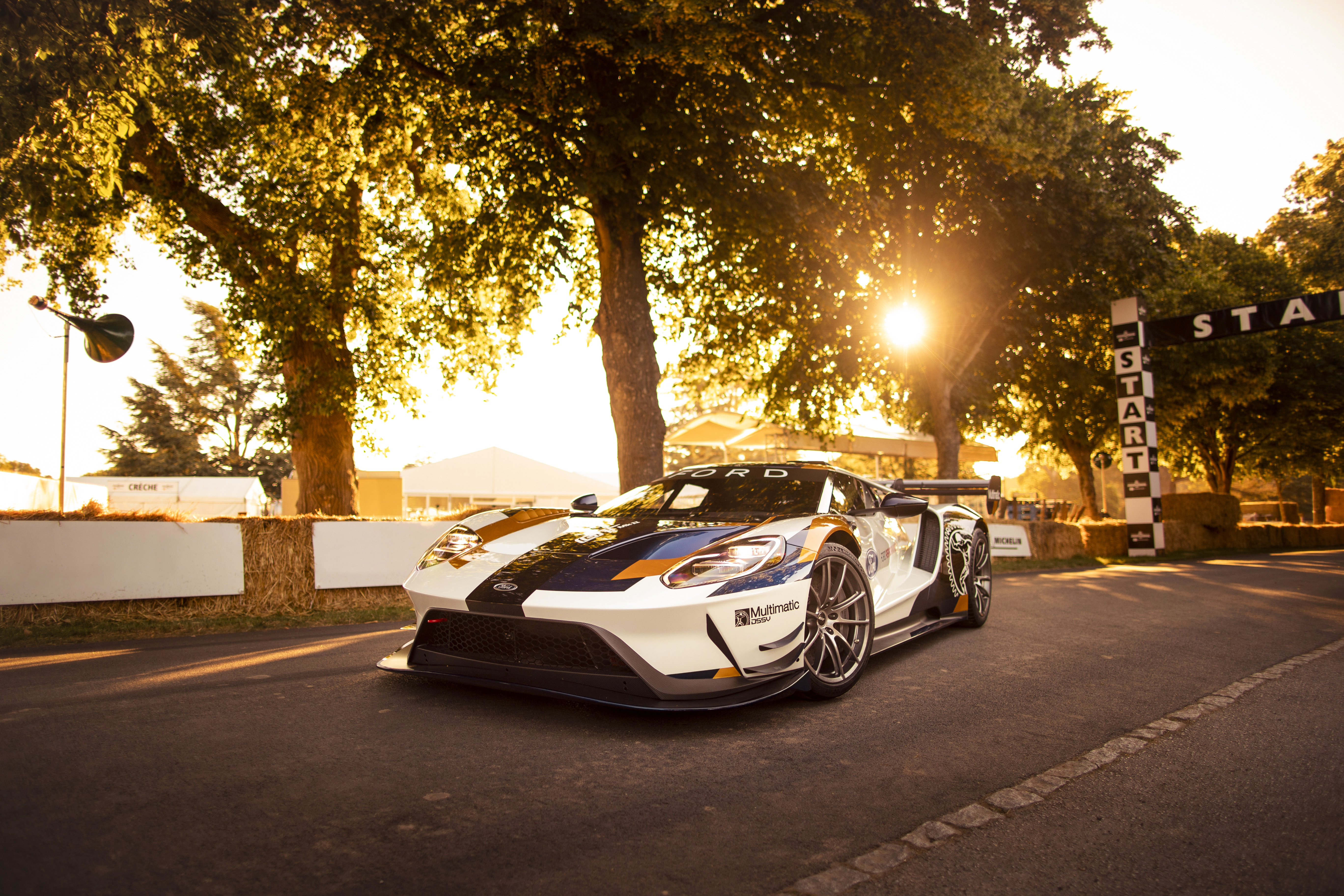Wallpaper Of The Day 2020 Ford Gt Mkii Top Speed
