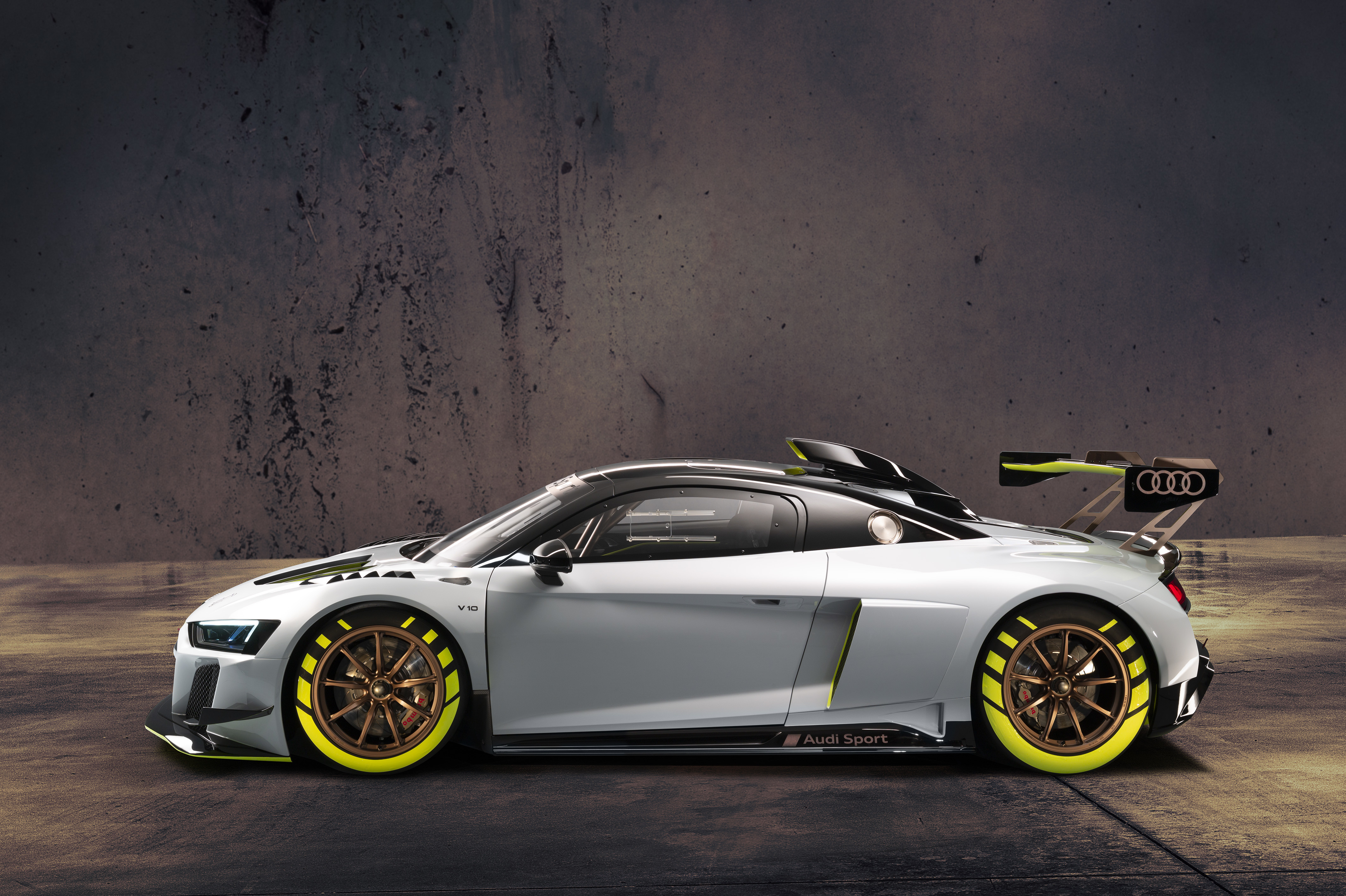The 2020 Audi R8 Lms Gt2 Is The R8 We Deserve For The Road But Can T