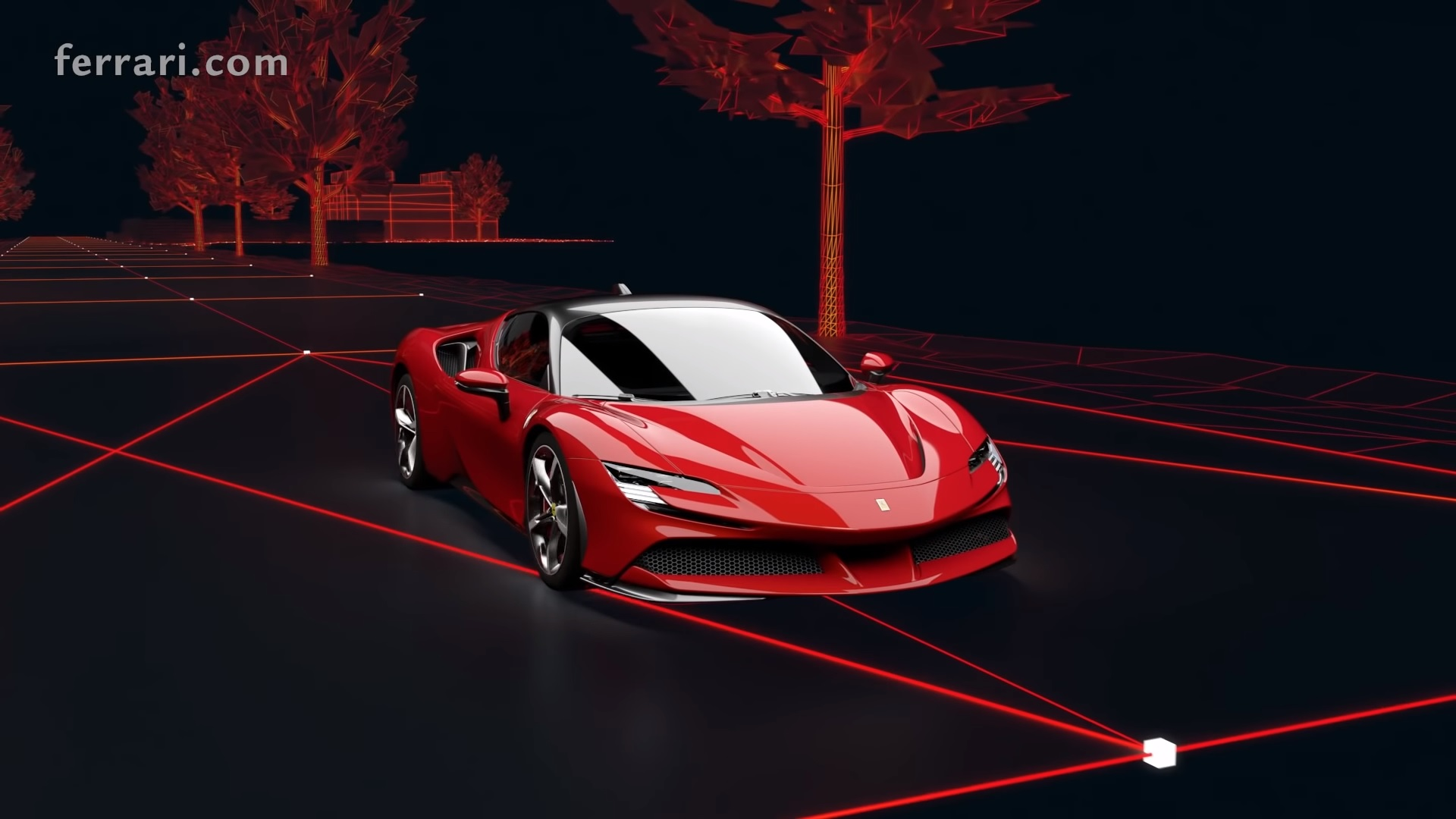 Now We Finally Know Just How The 2020 Ferrari SF90 Stradale's Powertrain Modes Work Pictures ...