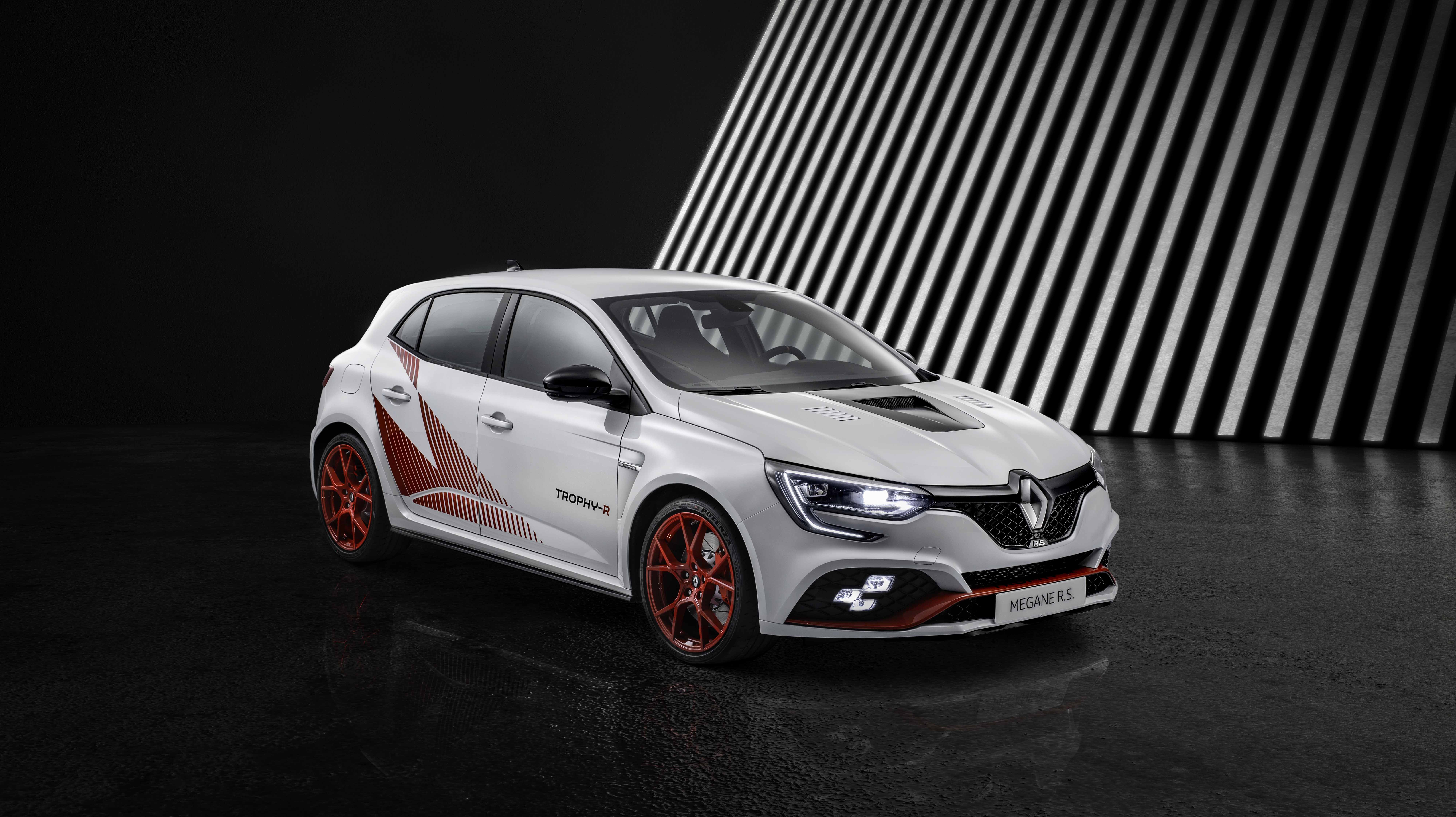 The Limited-Edition Megane R S  Trophy-R Is The King Of Pure