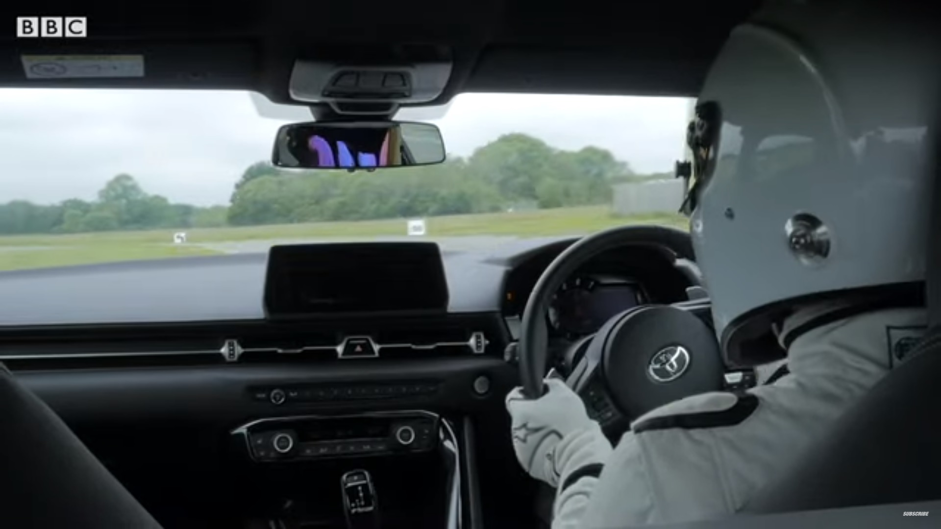 Topgear Got Their Hands On A 2020 Toyota Supra We Can T