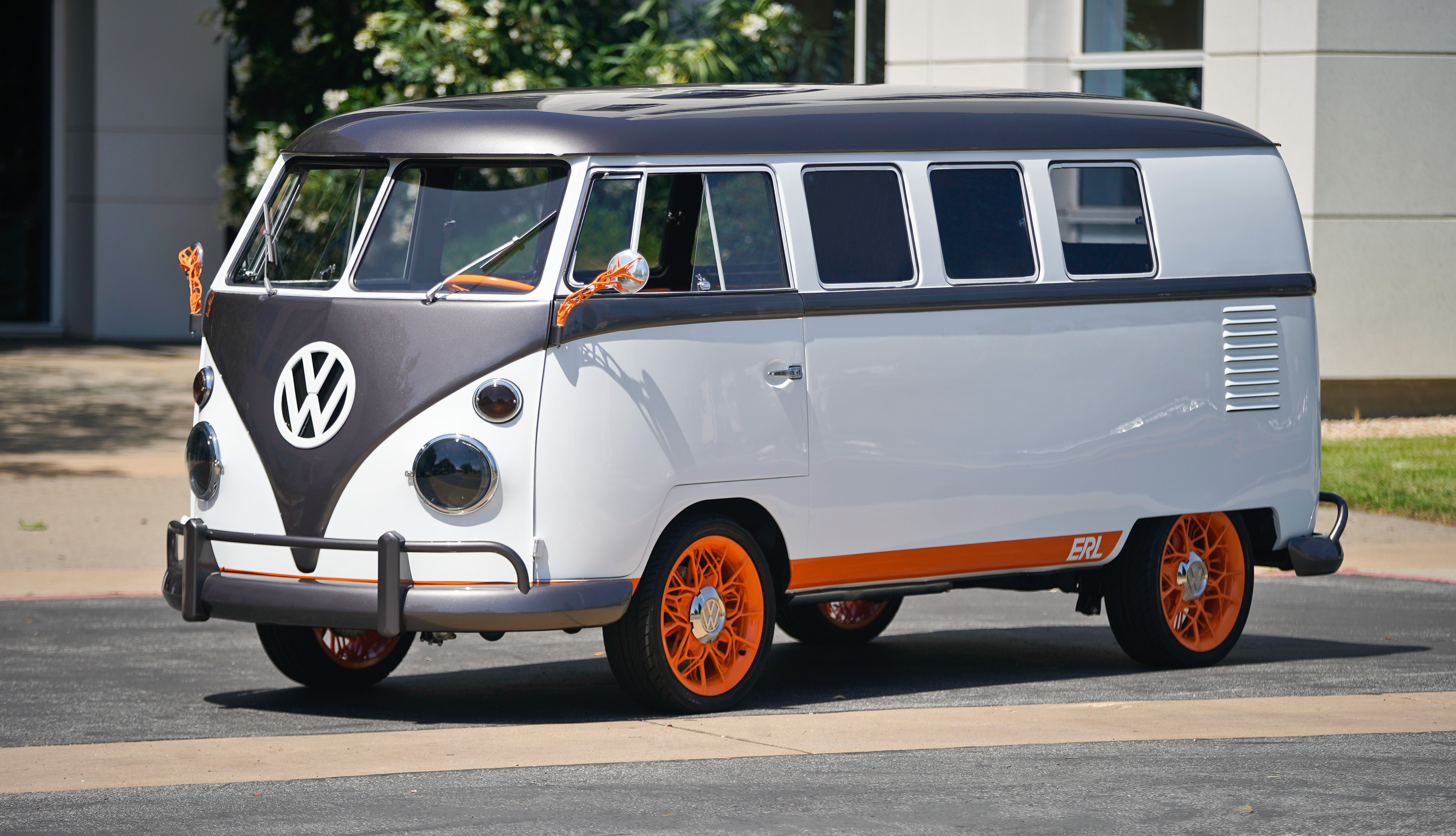 VW's Type 20 Concept Is A T2 Transporter From The Future