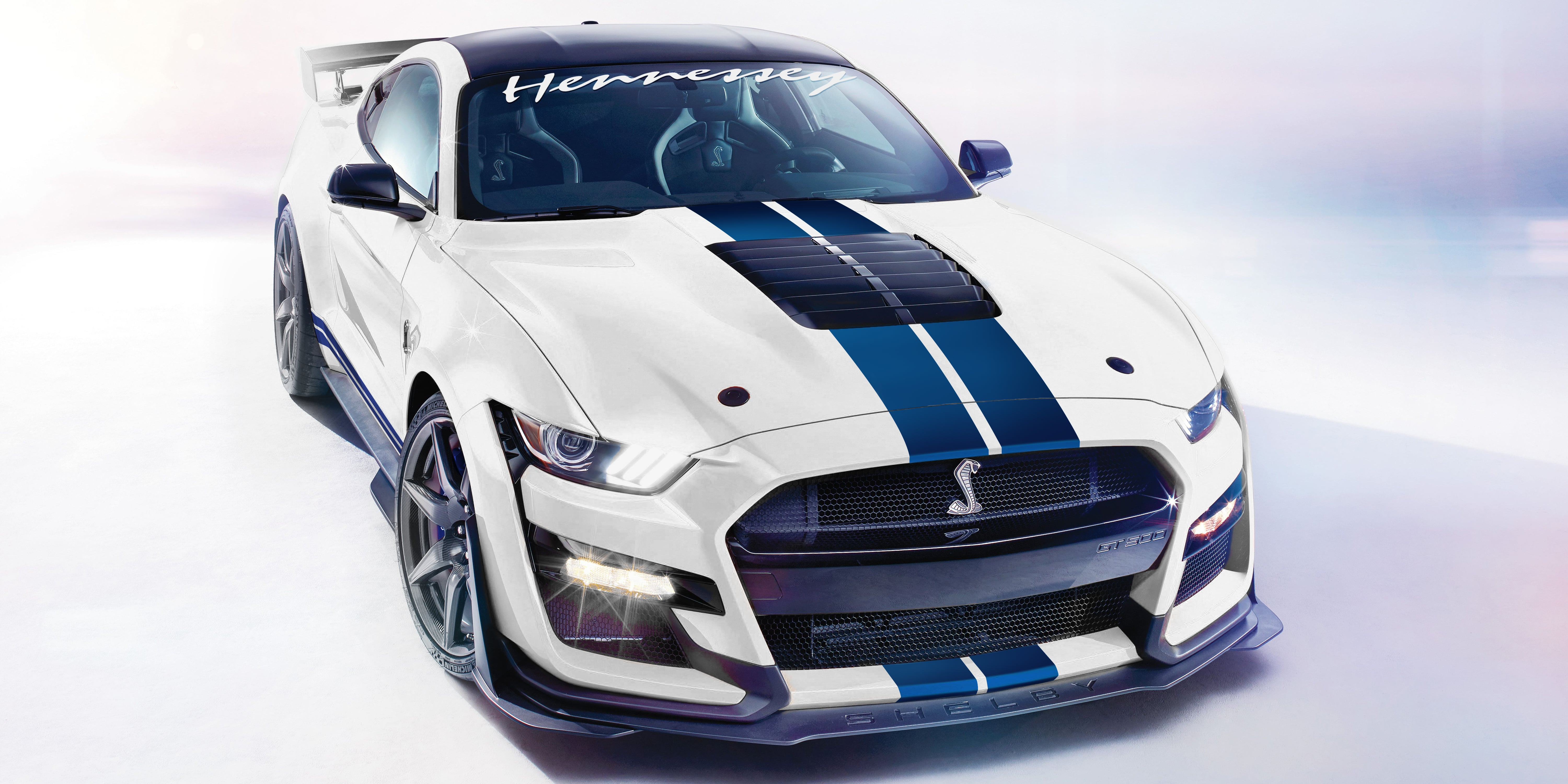 2020 Ford Mustang Shelby Gt500 By Hennessey Top Speed