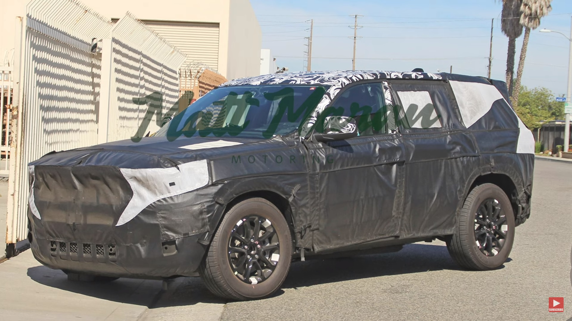 2021 Jeep Grand Cherokee Three-Row And Engine Updates >> Next Gen Jeep Grand Cherokee Spied Top Speed