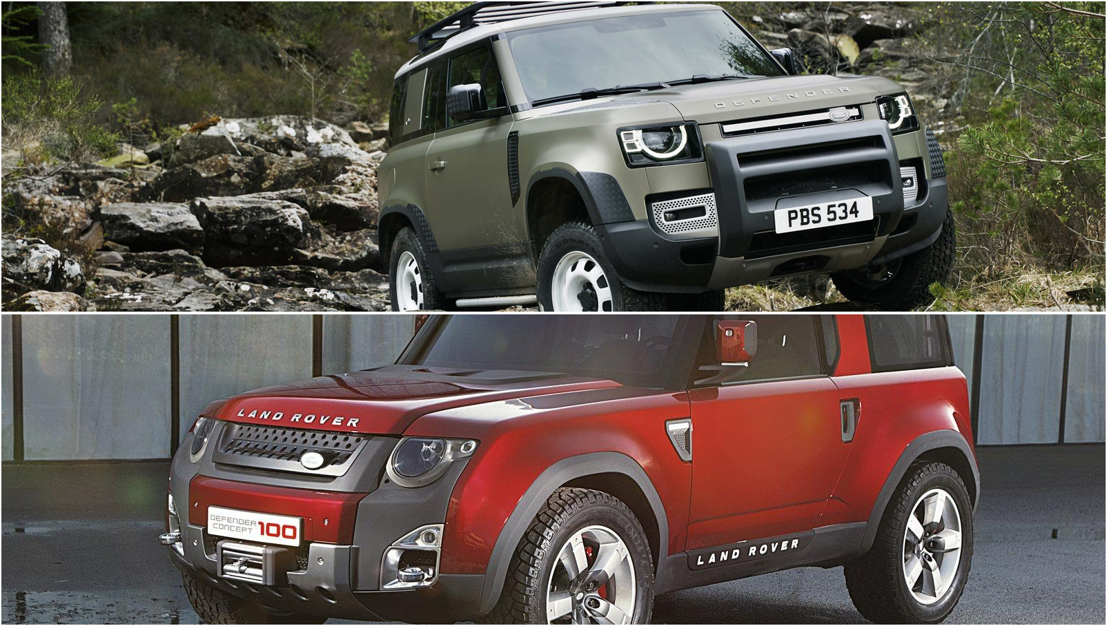 But the concept was ill-received, so Land Rover operated some important changes to its formula