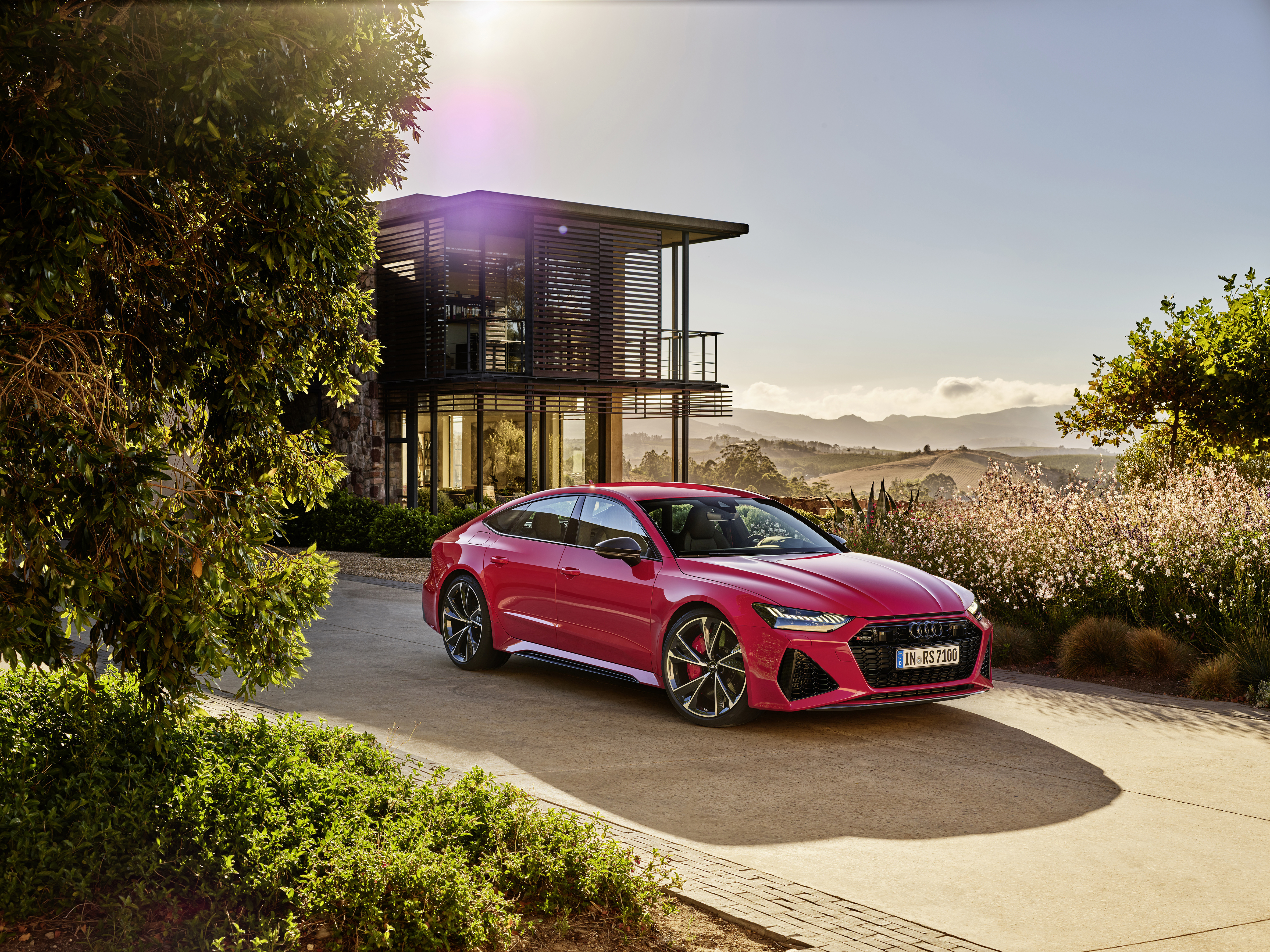 Wallpaper Of The Day 2020 Audi Rs7 Top Speed