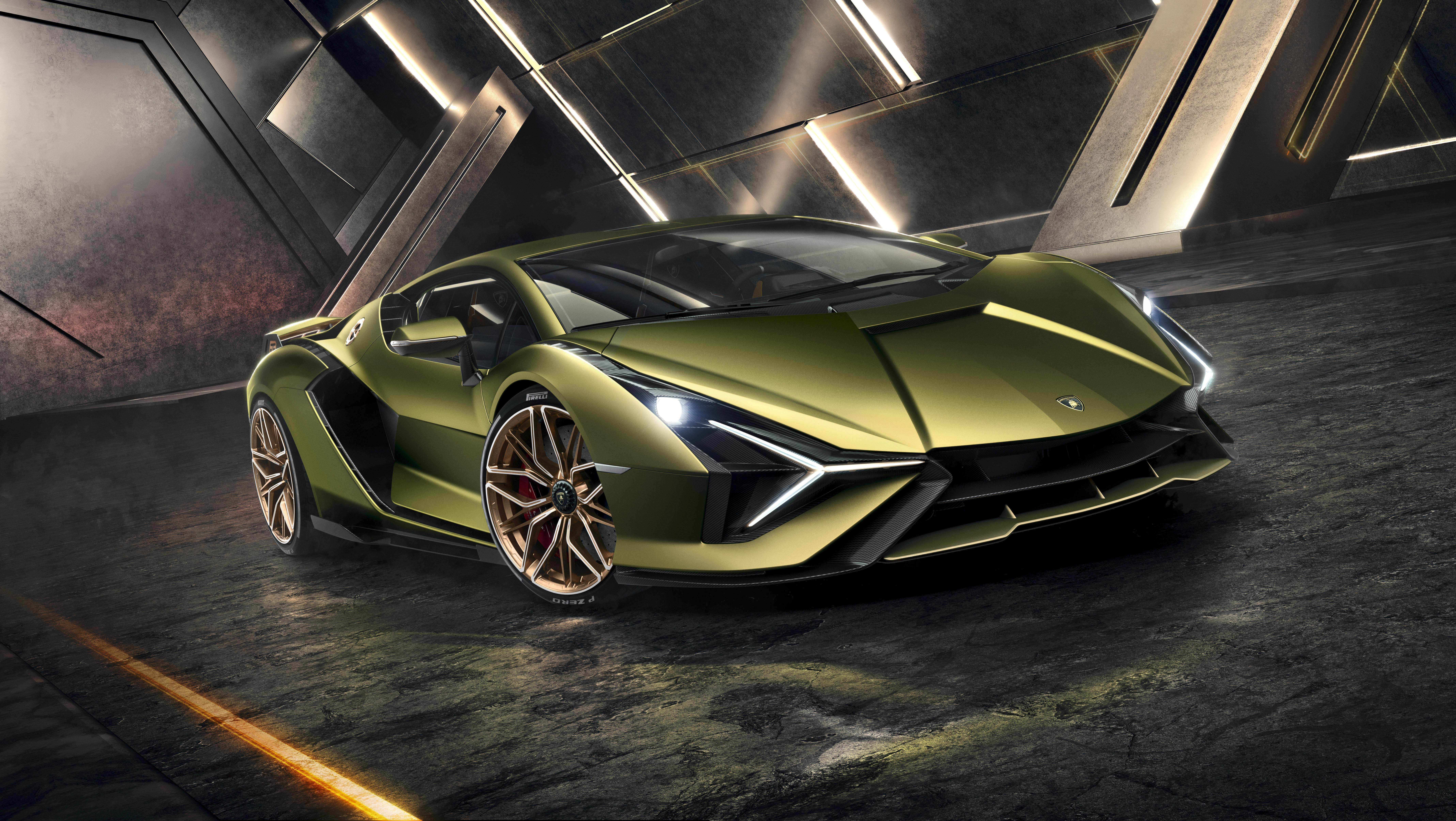 The Next,Gen Aventador Won\u0027t Be Based On The New Lamborghini