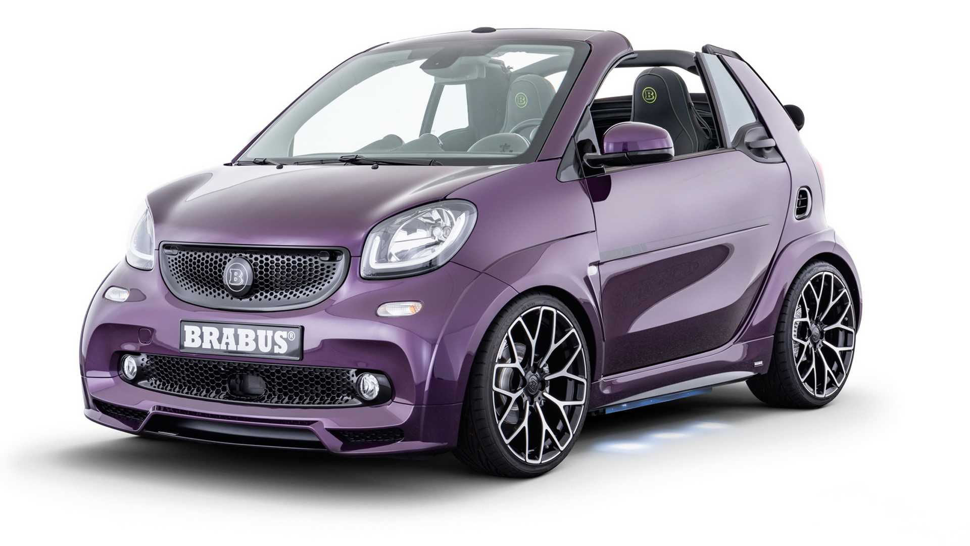 2020 Smart Fortwo Specs