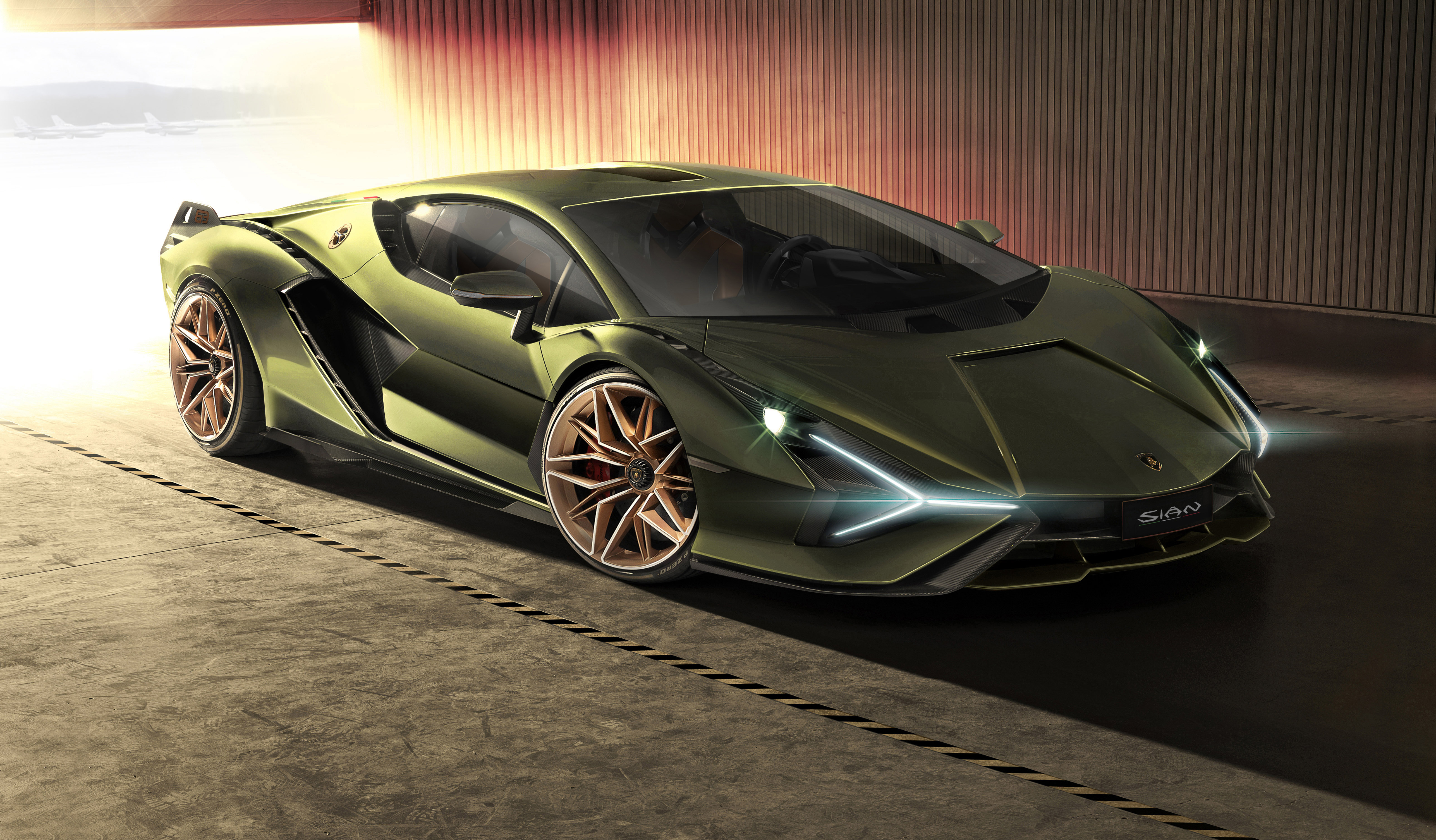 Lamborghini Sian Latest News, Reviews, Specifications