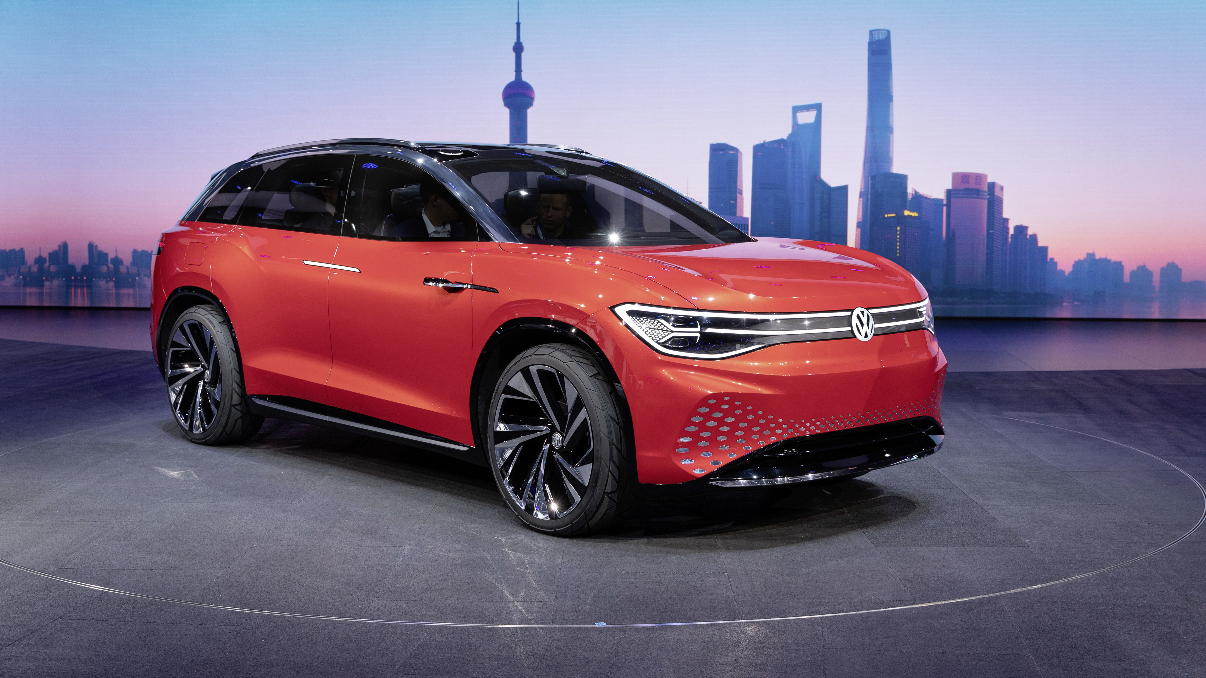 The Volkswagen ID.3 Isn't Coming To The States, But This ...
