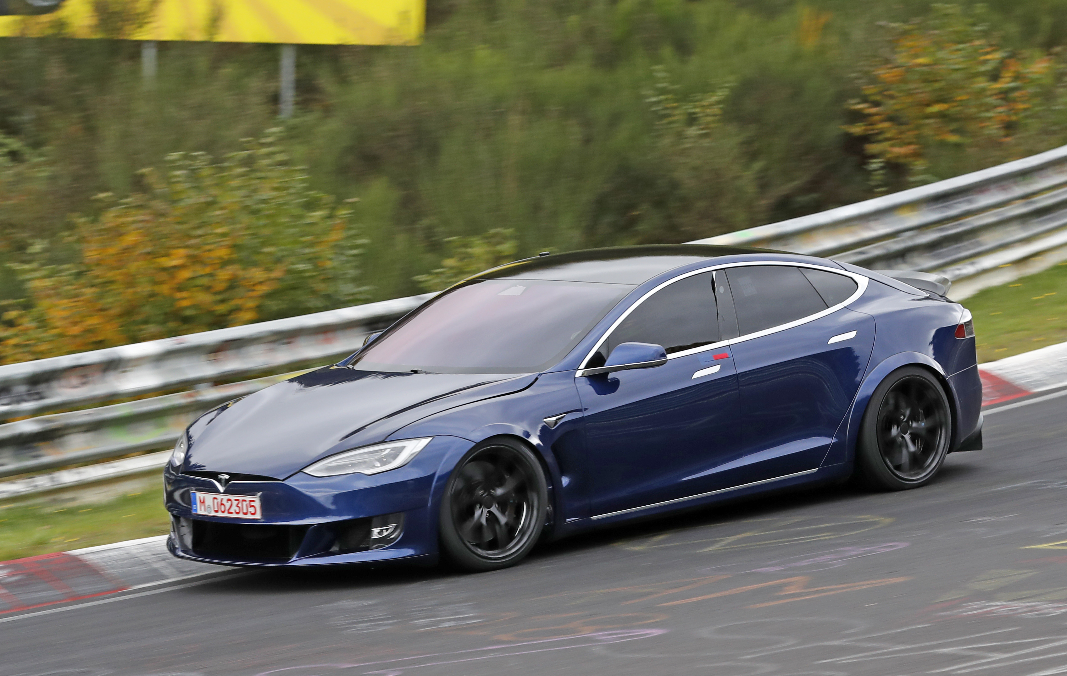 What Is The Tesla Model S Plaid