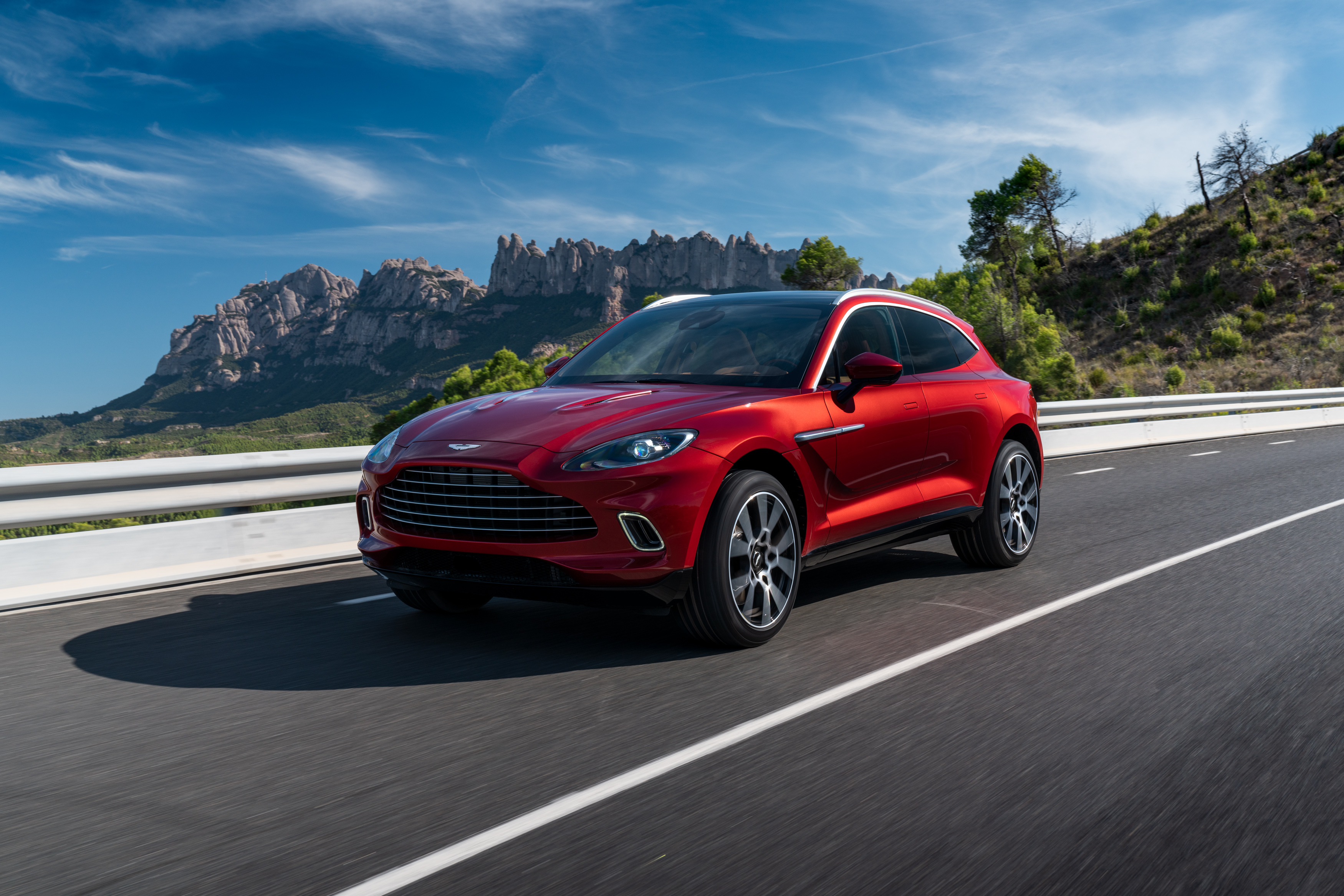 Aston Martin Dbx Latest News Reviews Specifications Prices Photos And Videos Top Speed