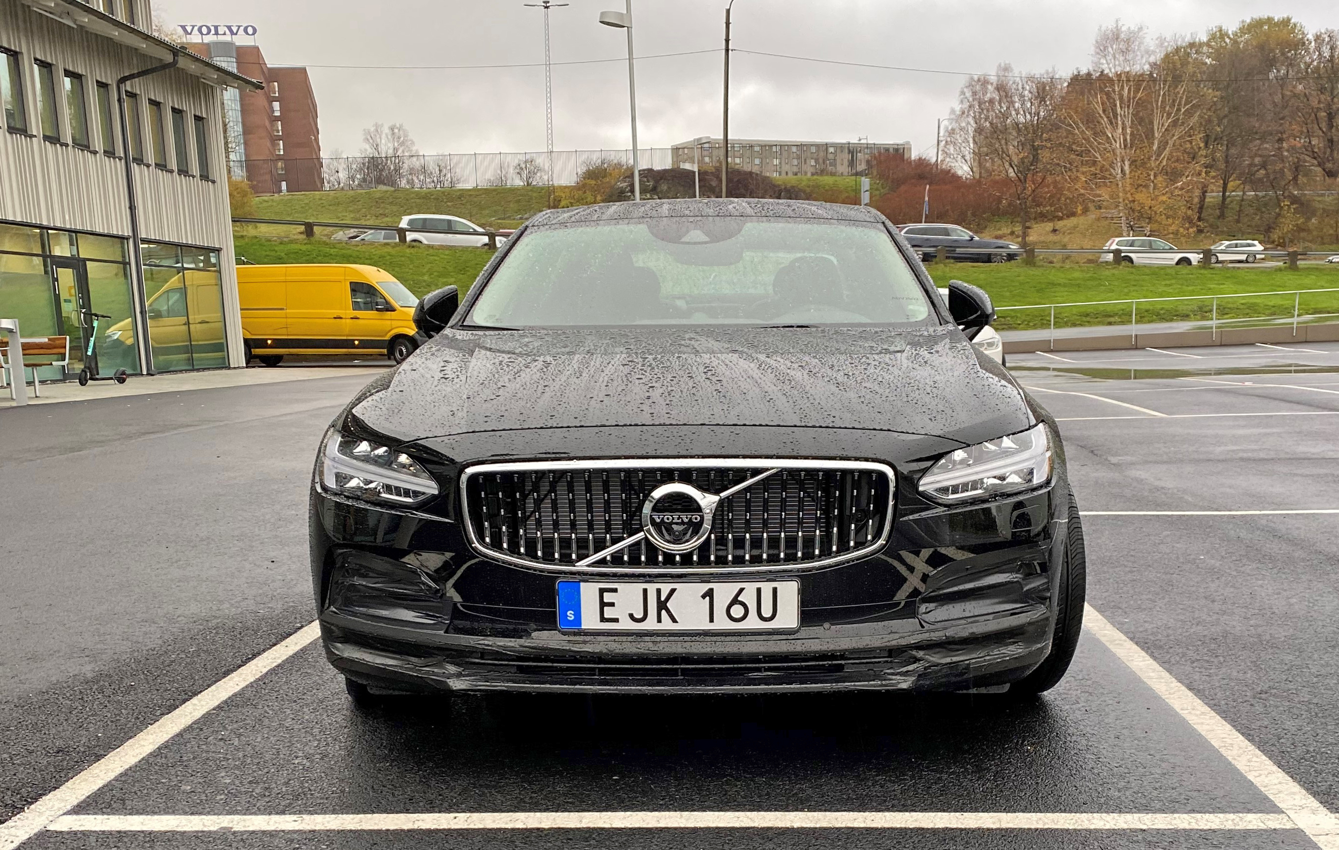 2020 Volvo S90 Review.2021 Volvo S90 Speculative Review