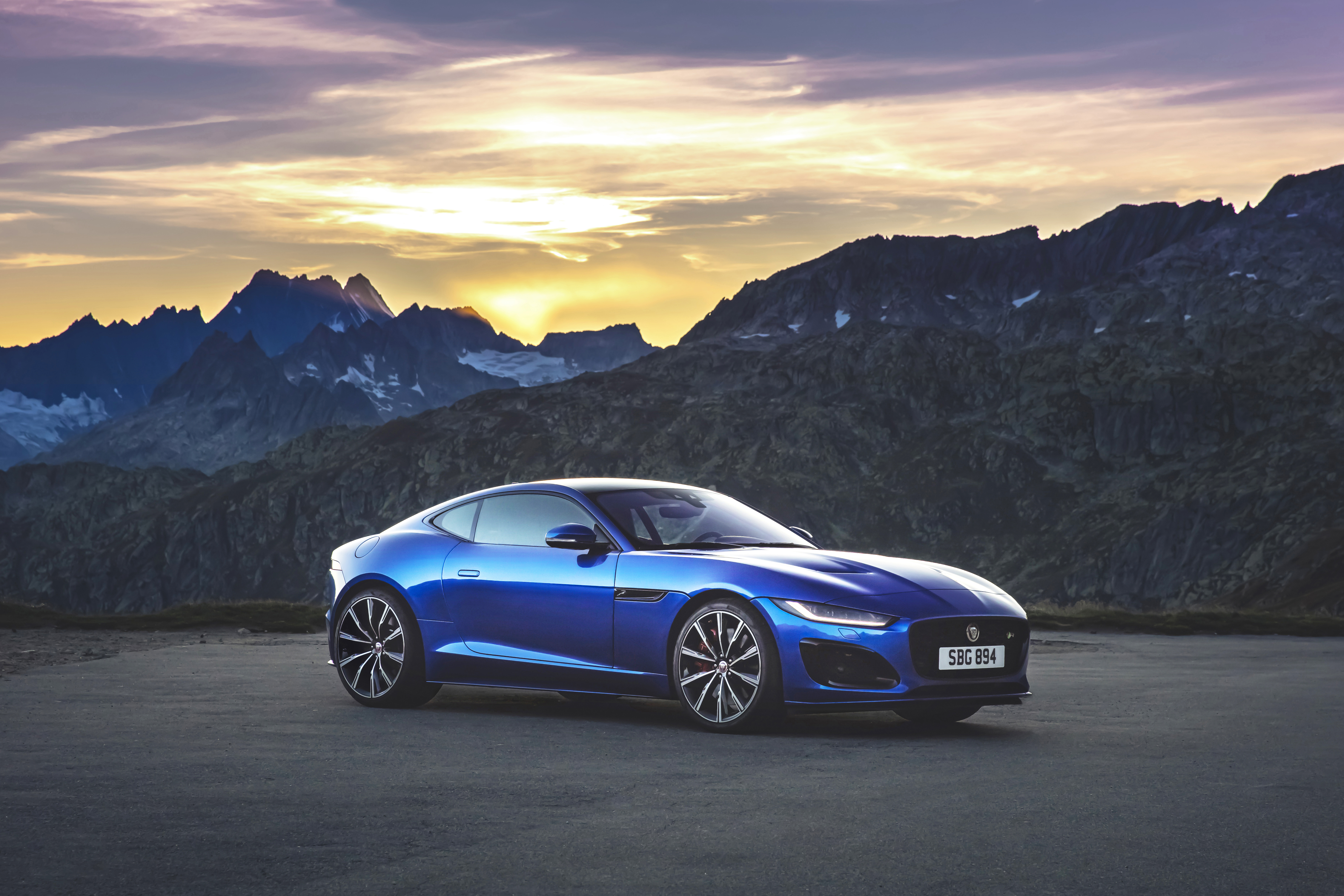 Is The 2021 Jaguar F Type Really All The Different From The